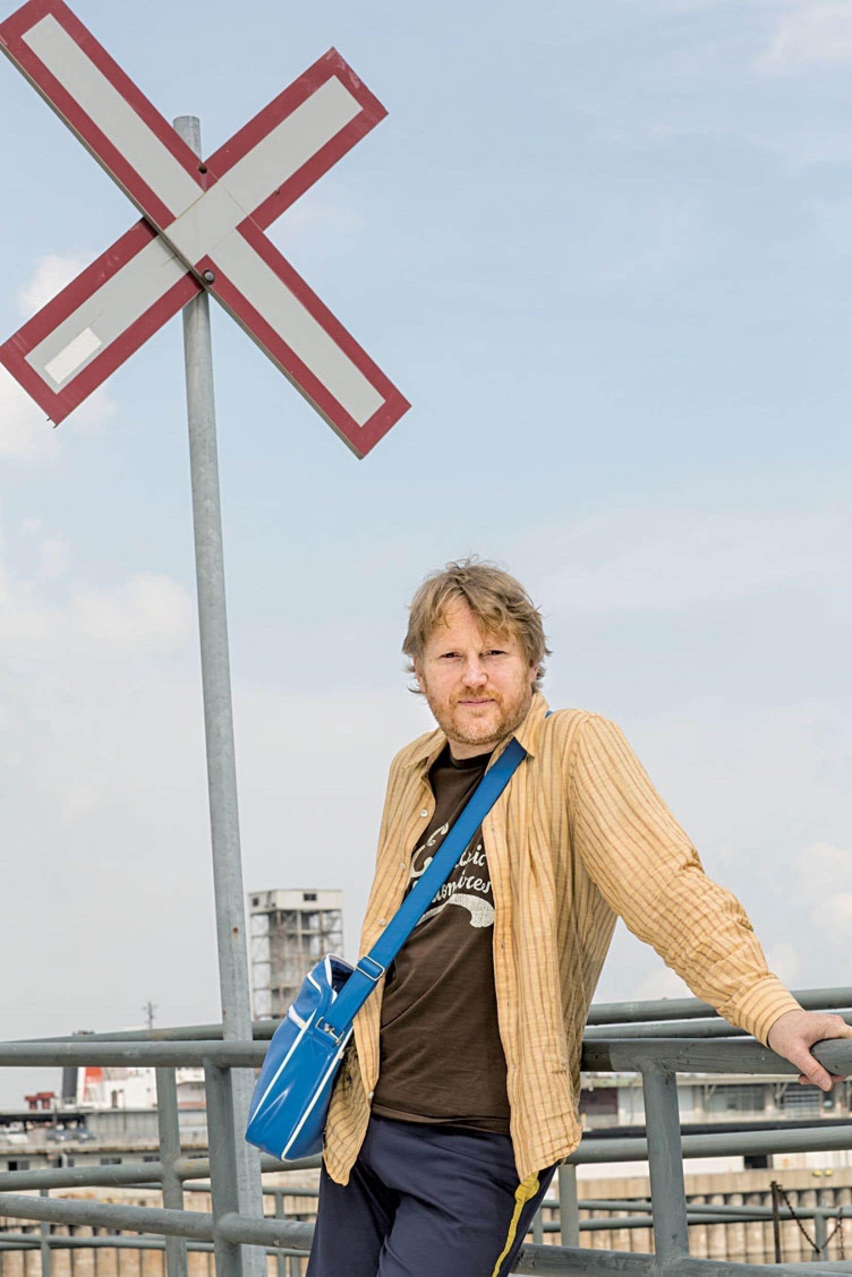 En 2011, Stephen Bain avait été captivé par l'ancien Montréal révélé au musée Pointe-à-Callière.