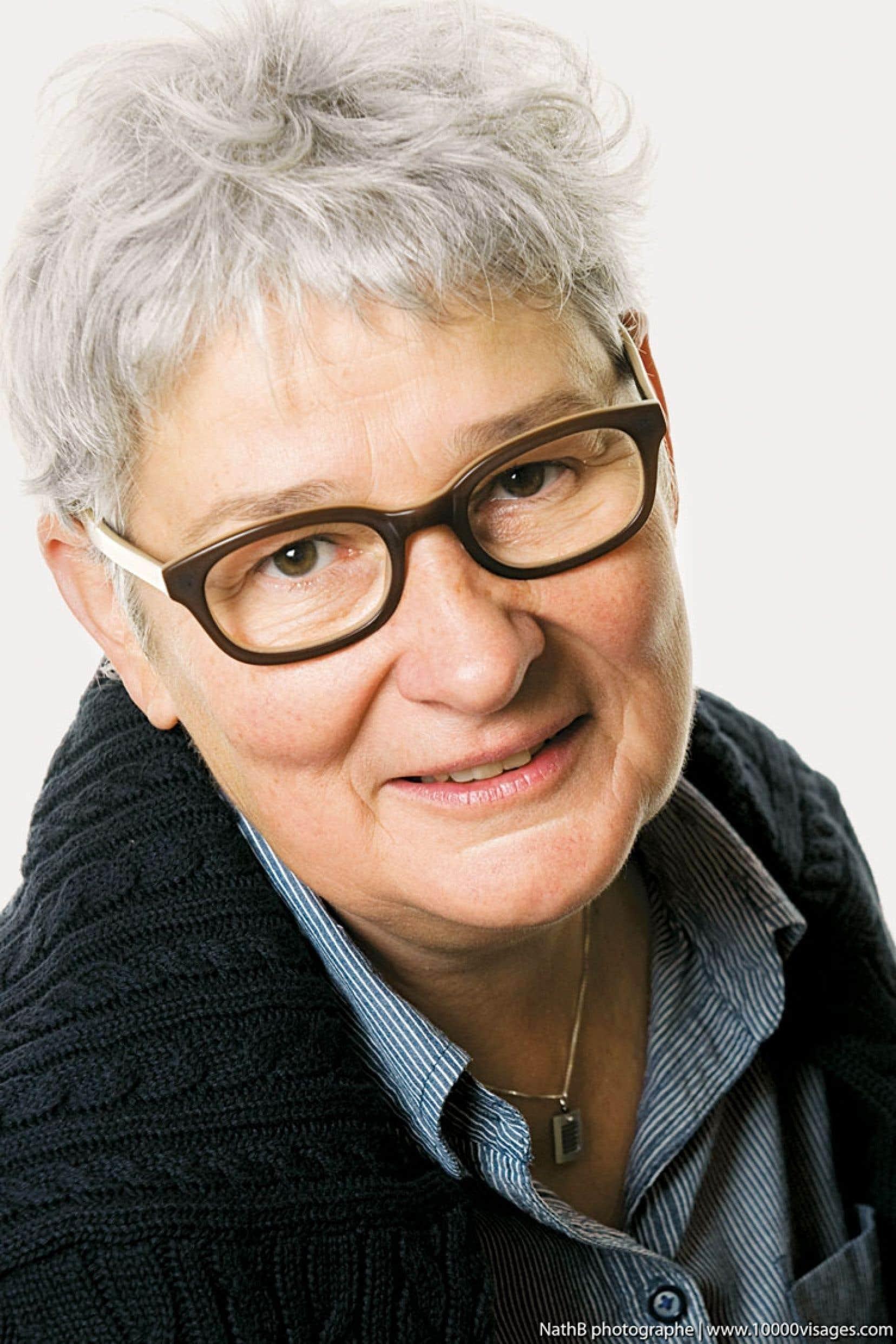 La vice-présidente de la CSN, Denise Boucher, aimerait que soit mis en place un chantier pour s'attaquer aux problèmes de littératie au Québec.