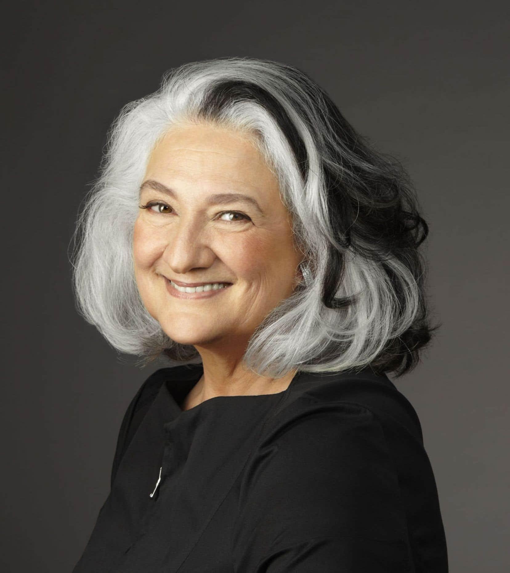 L'auteure Marie Laberge