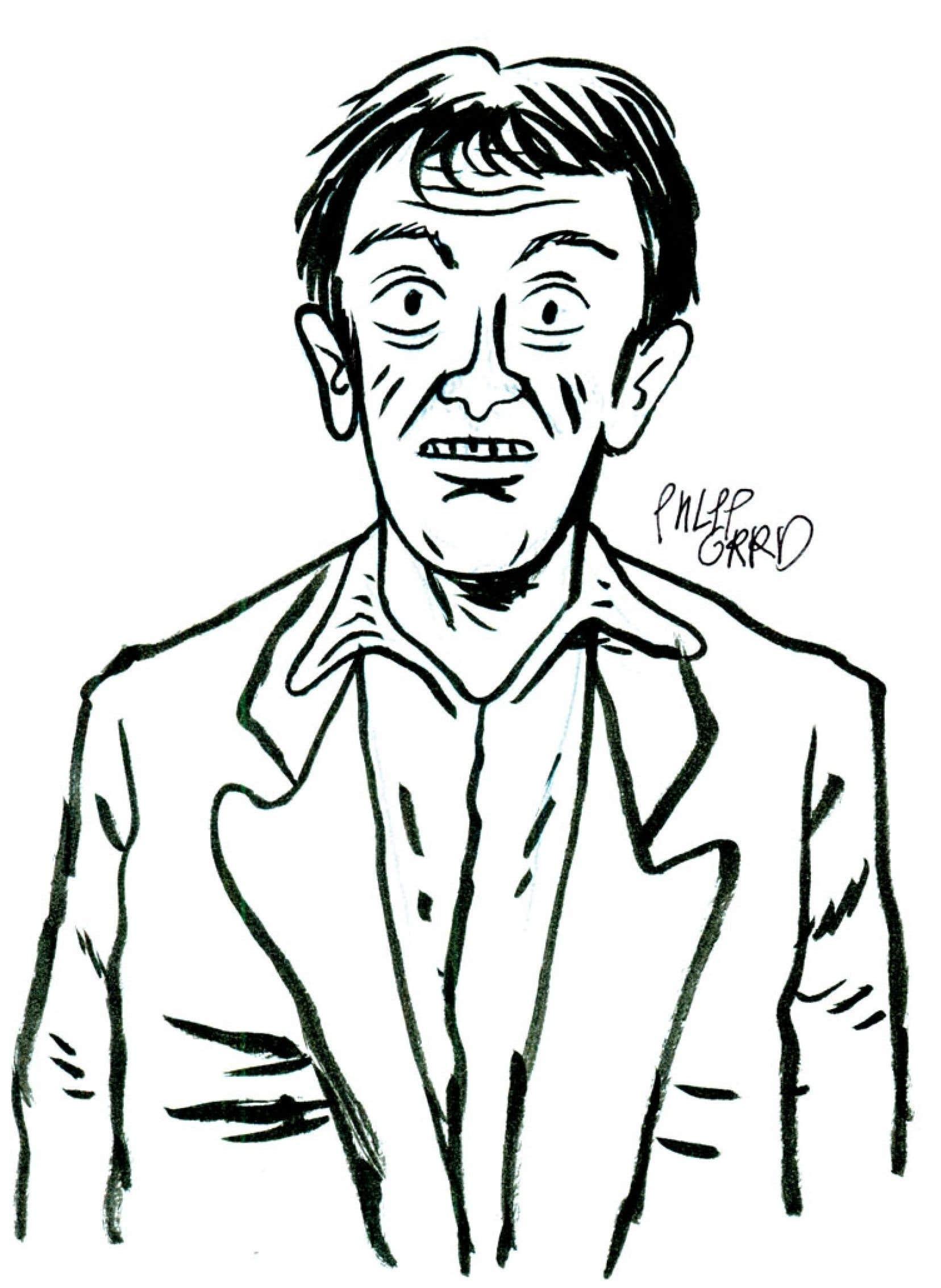 Le lauréat du Goncourt, Pierre Lemaître