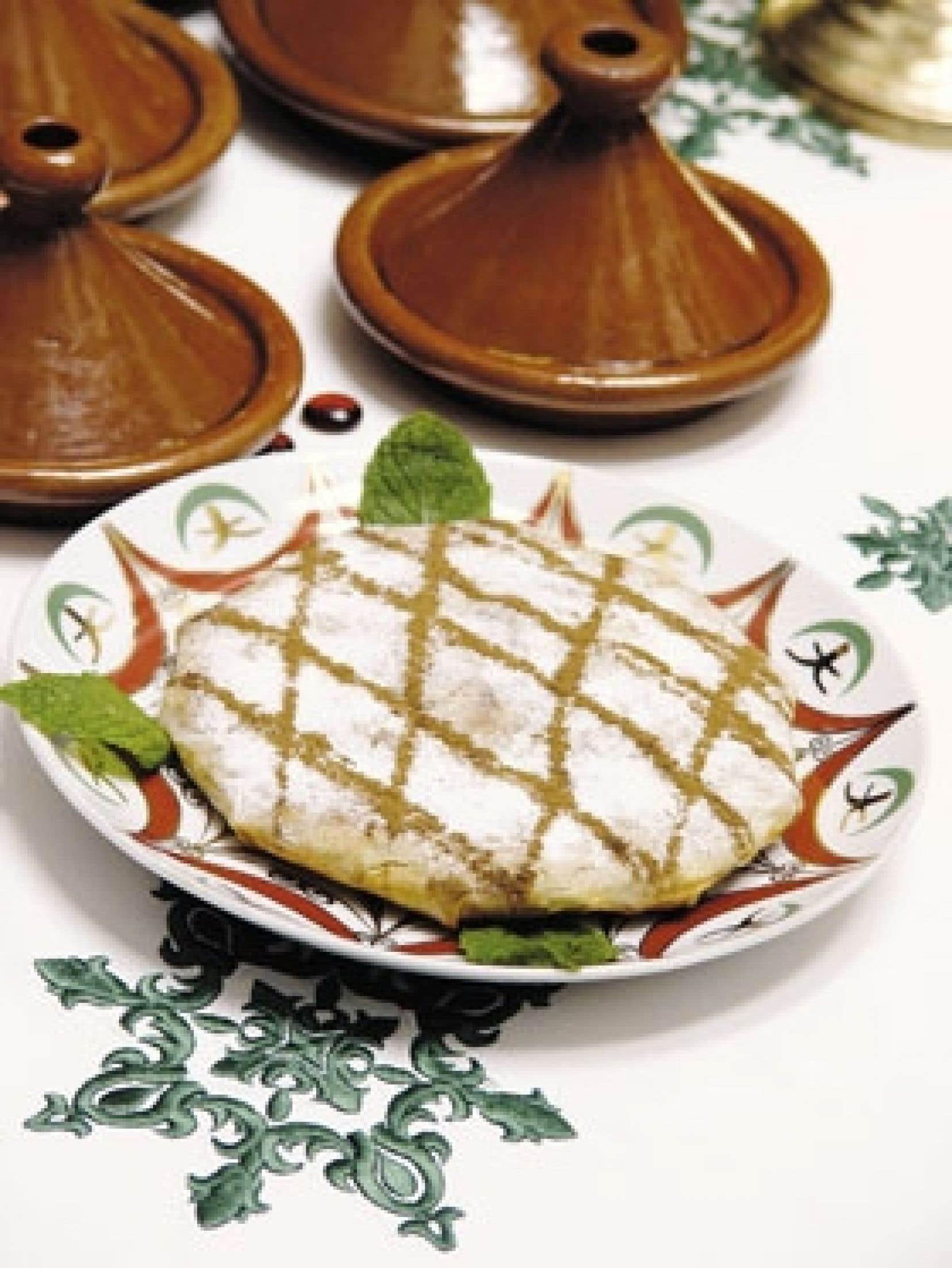 À Fès, on vante sans vergogne l'origine du summum en matière de gastronomie marocaine: la pastilla aux pigeons.