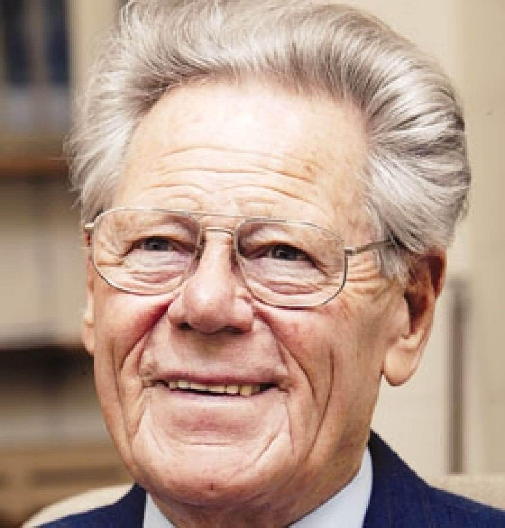 Le théologien Hans Küng