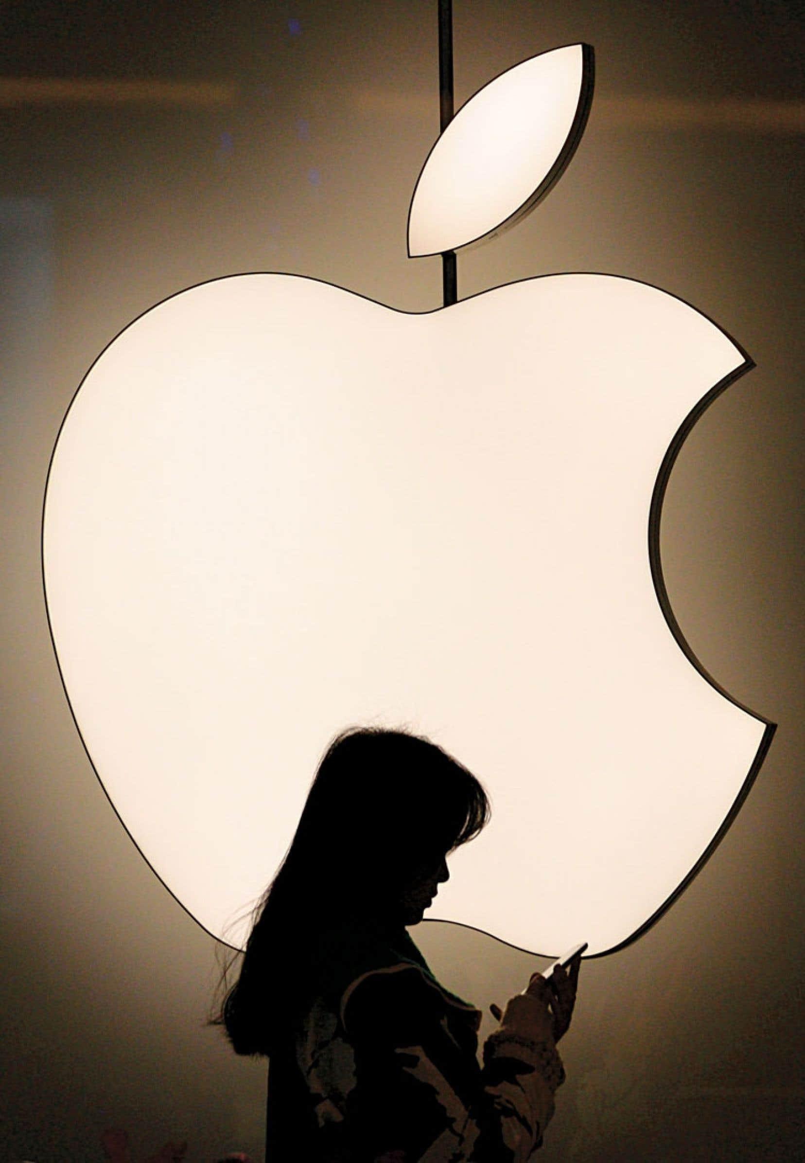Apple a annoncé dimanche avoir conclu un partenariat avec China Mobile.