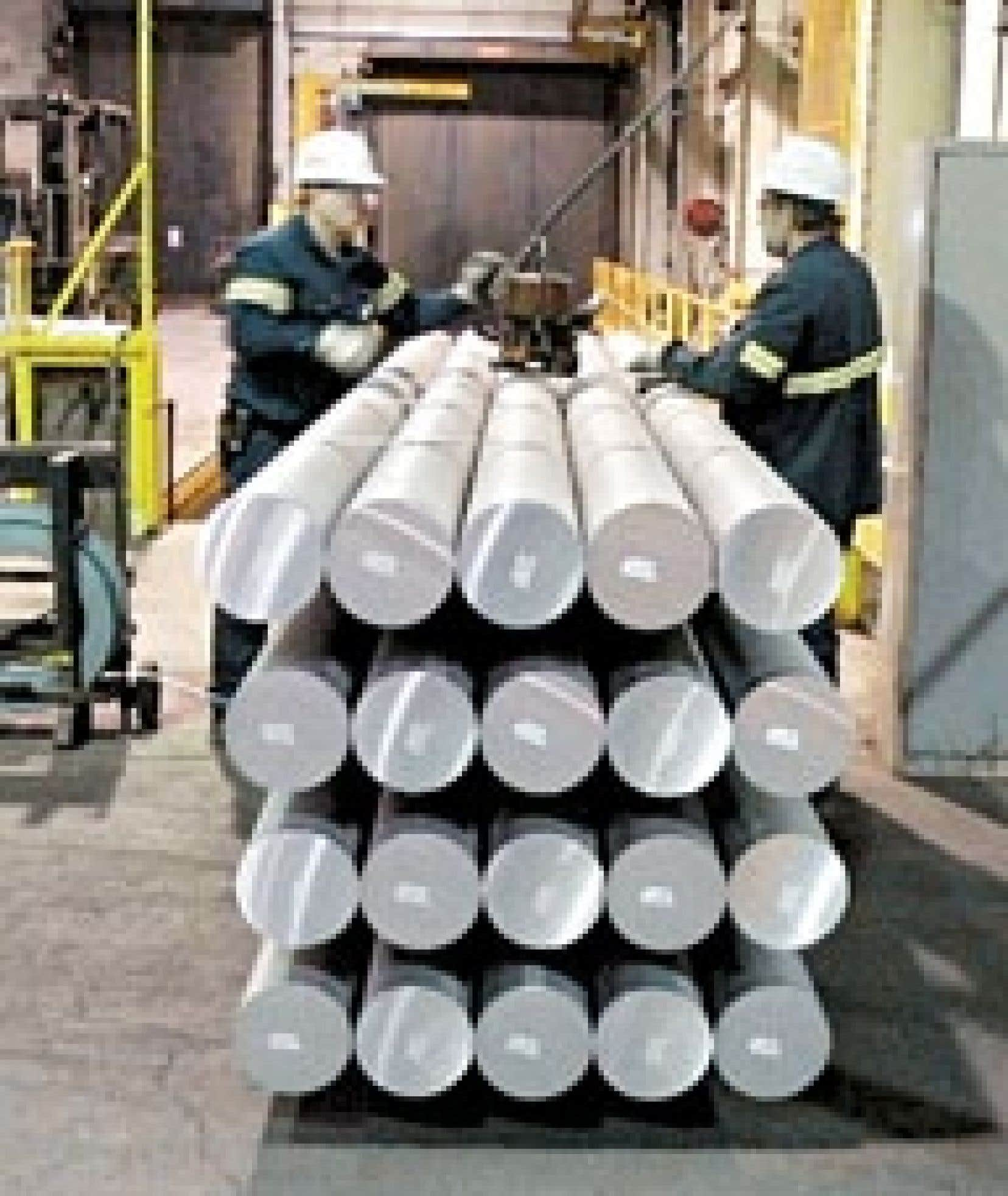 L'industrie de l'aluminium veut accroître sa présence dans les appels d'offres portant sur les infrastructures publiques.