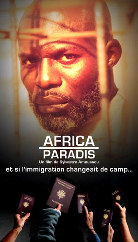 L'affiche du film Africa Paradis