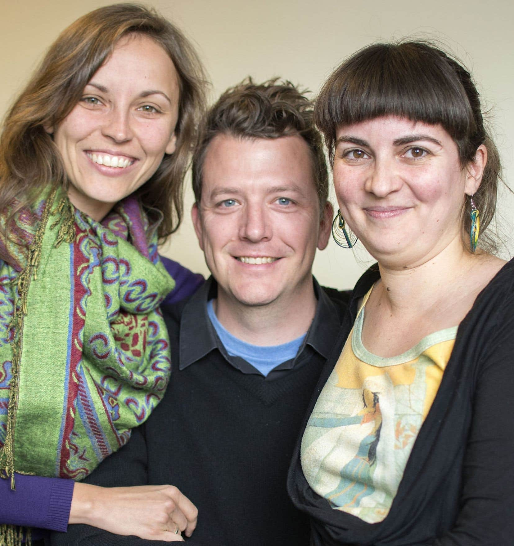 Svetla Turnin, Ezra Winton et Inês Lopes sont au cœur de Cinema Politica.