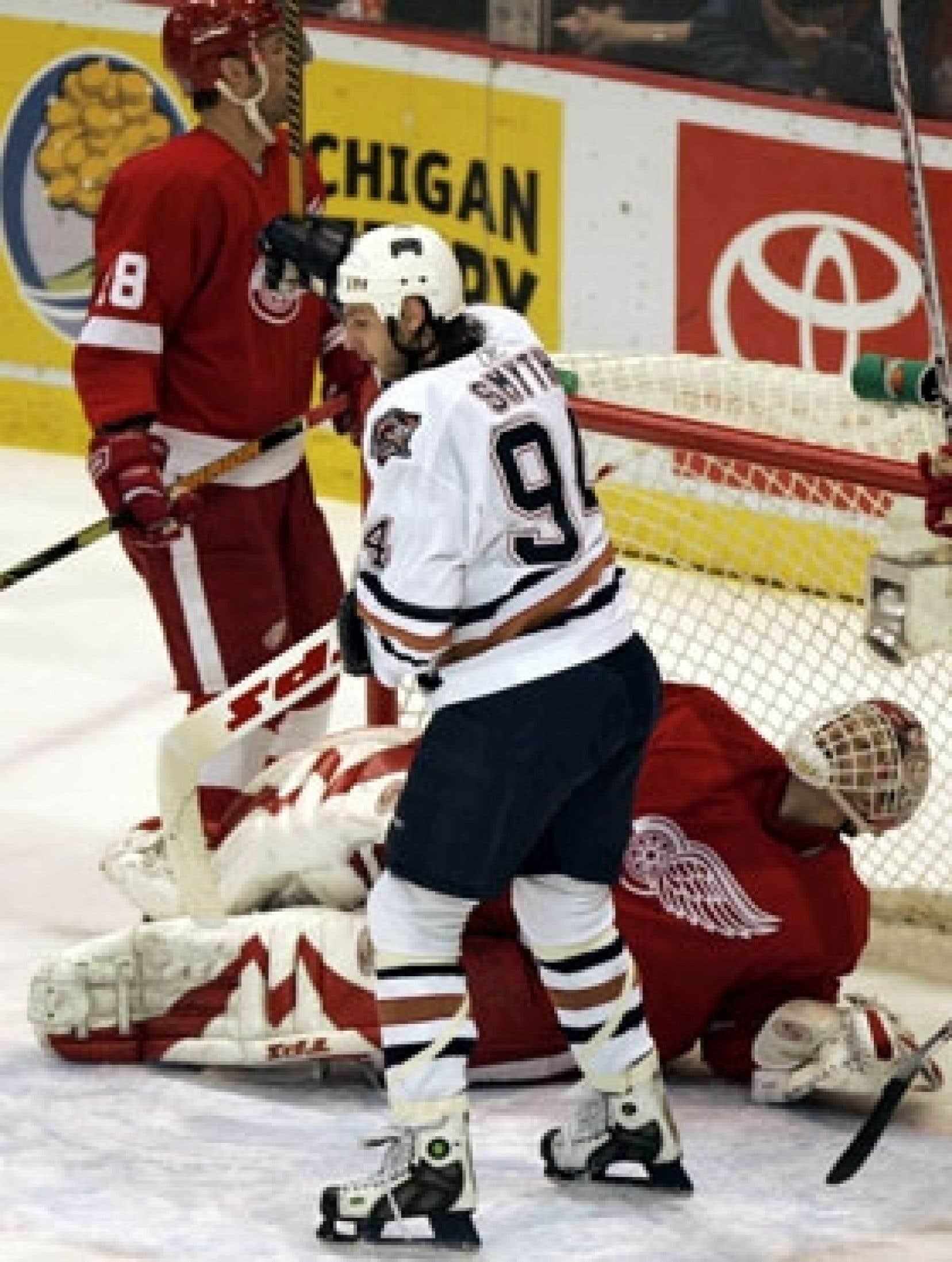 Ryan Smyth était considéré comme le coeur et l'âme des Oilers d'Edmonton. Échangé hier, le hockeyeur portera désormais l'uniforme des Islanders de New York.