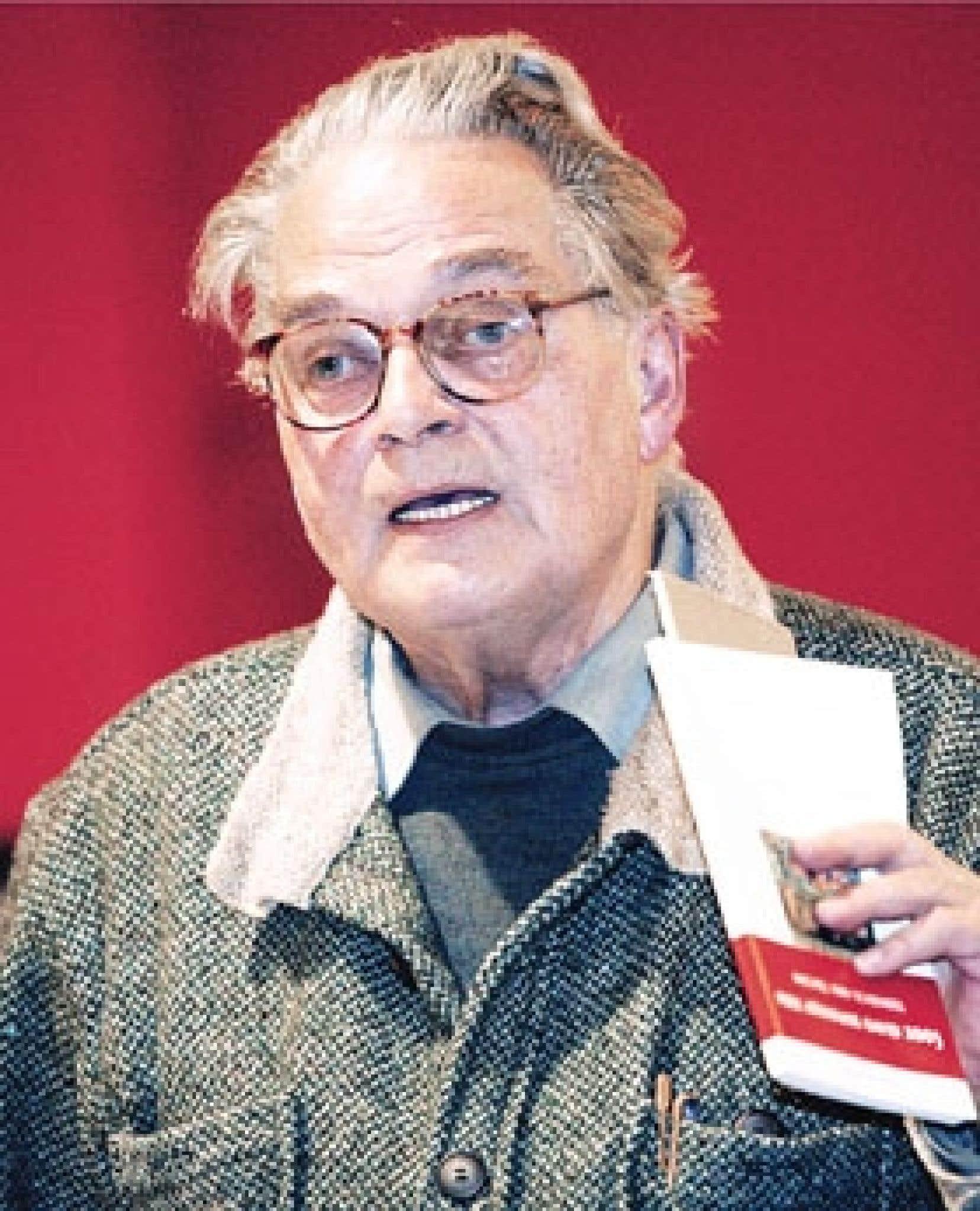 Michel van Schendel, poète et essayiste (1929-2005)
