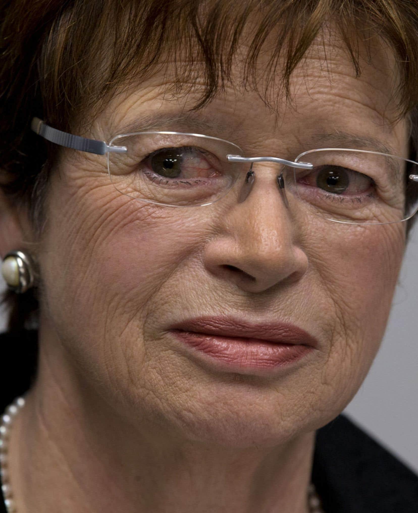 Marie Malavoy est députée dans la circonscription de Taillon depuis l'élection complémentaire de 2006 qui visait à combler le siège laissé vacant par le départ de Pauline Marois.
