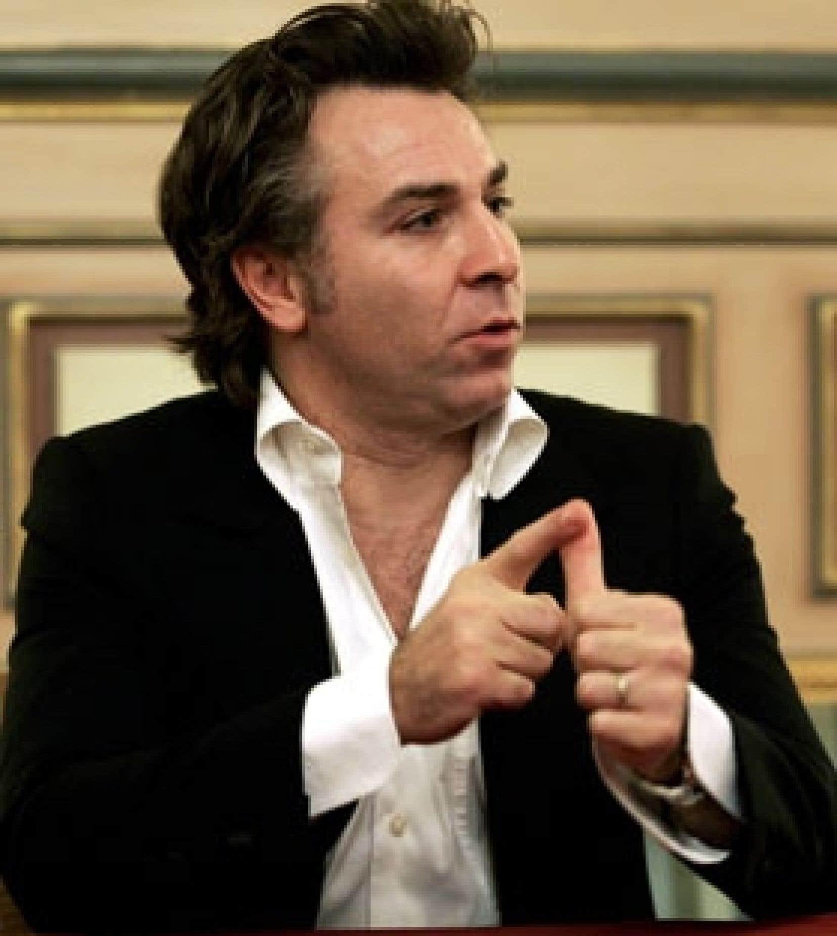 Le ténor Roberto Alagna voulait reprendre son rôle dans Aïda après son esclandre dimanche.