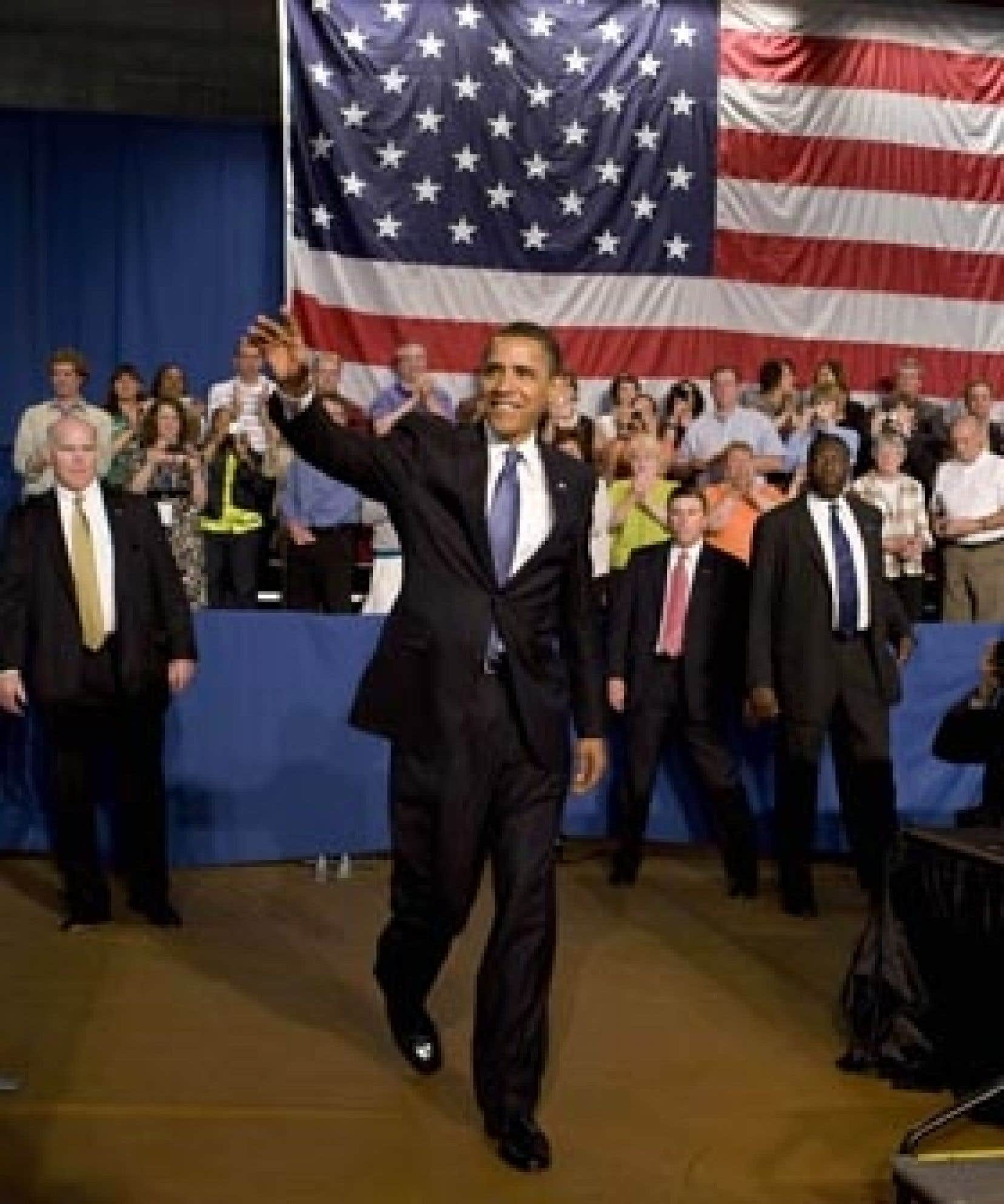 Barack Obama, qui a engagé une vaste consultation sur le sujet, a parlé santé hier dans le Wisconsin.