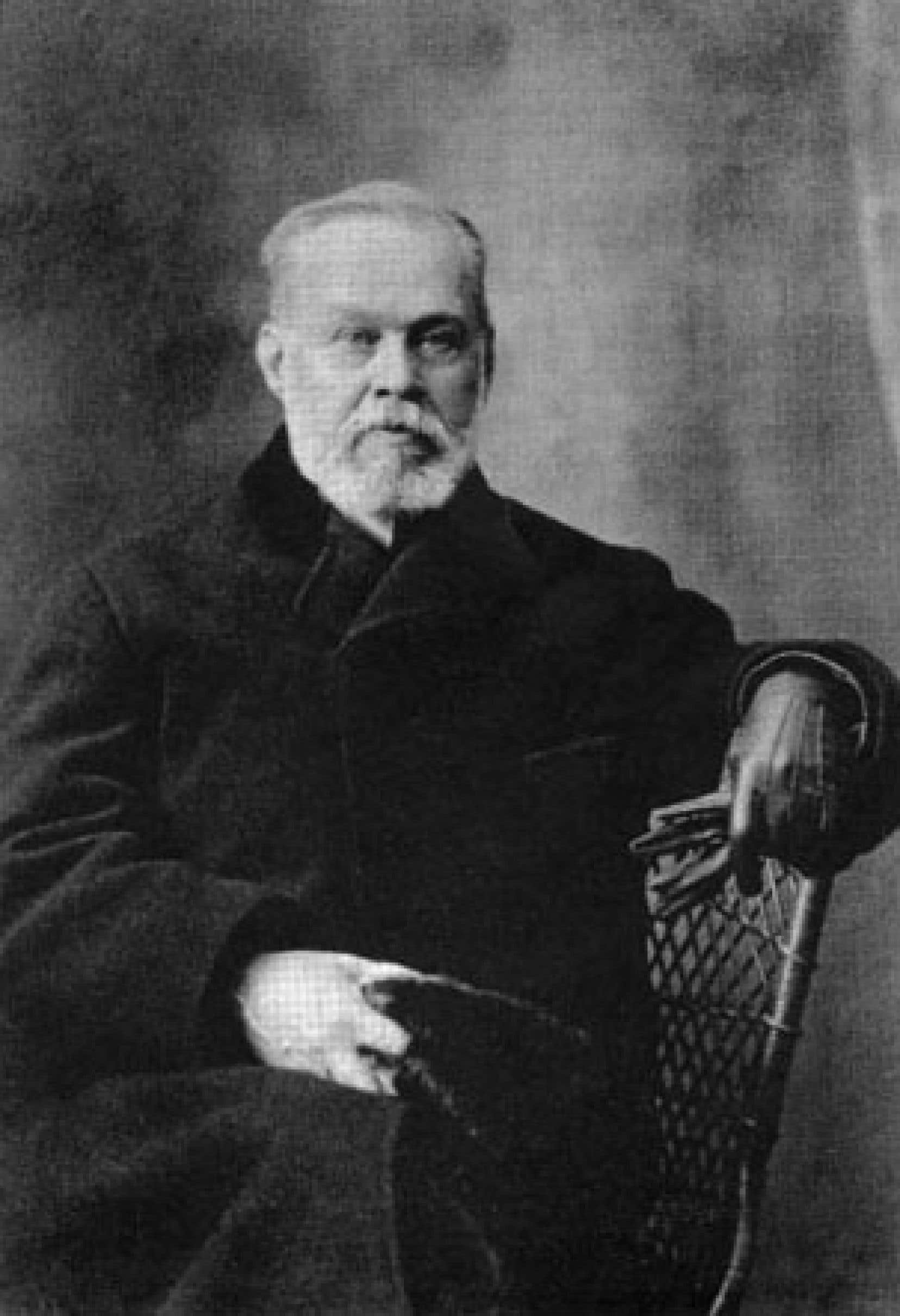 Louis Frechette montreal