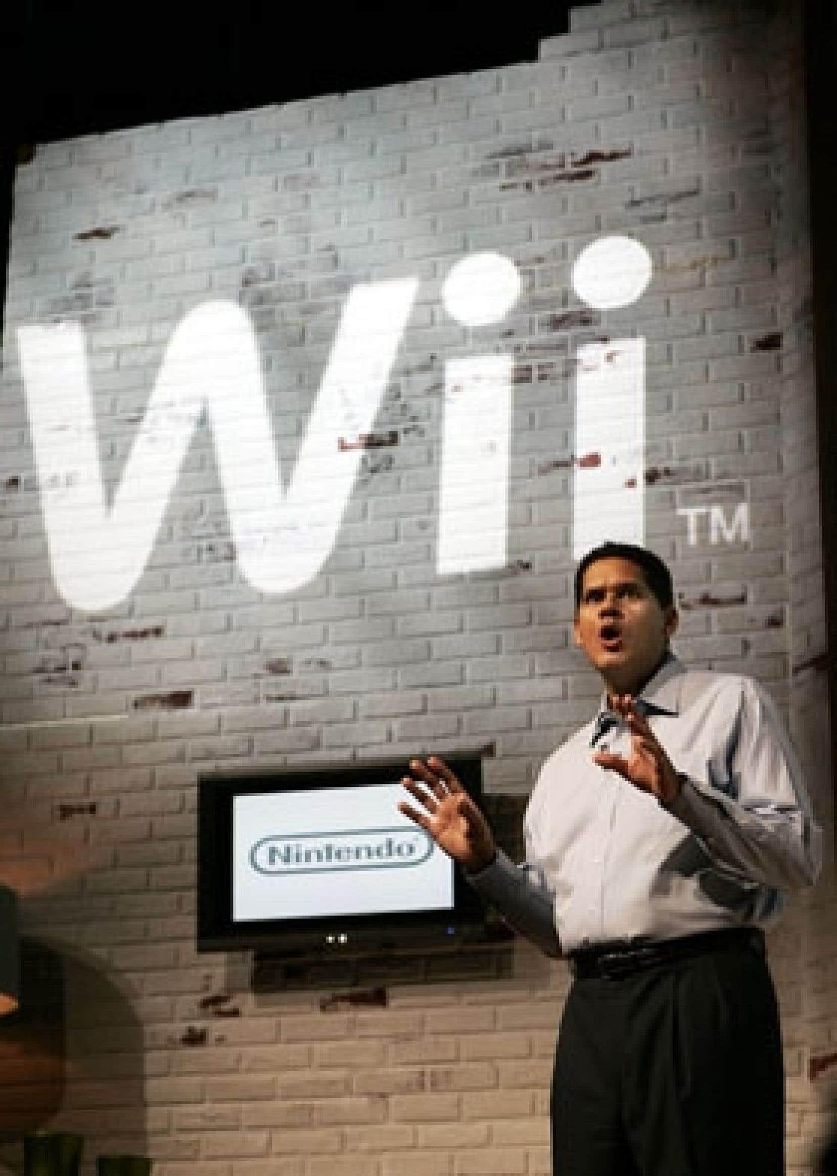 Les amateurs du jeu et la presse spécialisée ont rapidement couronné et baptisé Reggie Fils-Aimé le «Regginator».
