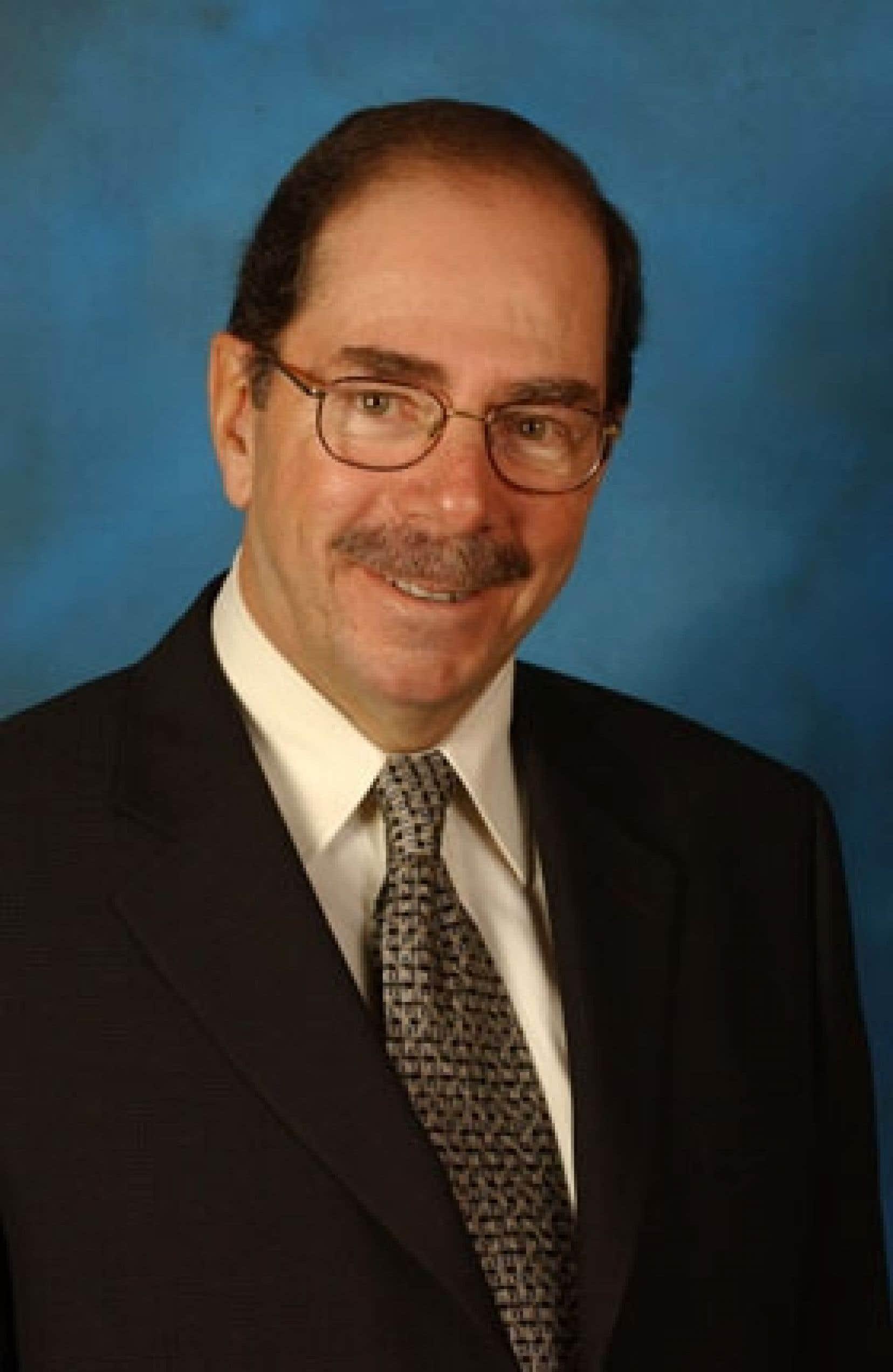 Pierre Bélanger, fondateur et président-directeur général de la Cité de la biotech, à Laval Photo: Cité de la biotech