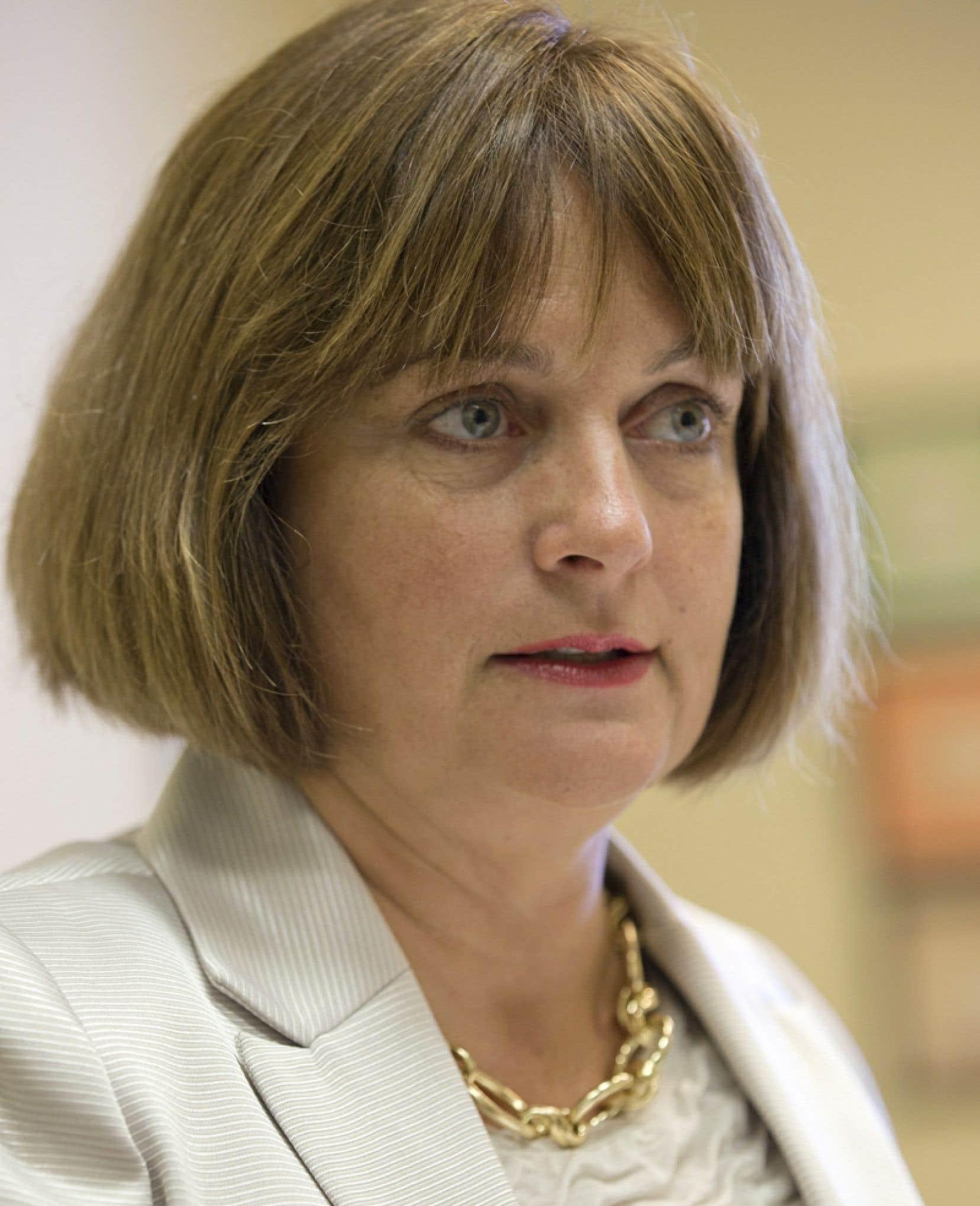 <em>«On ne peut faire aucun compromis sur les mutilations génitales.»</em> — Julie Miville-Dechêne, la présidente du Conseil du statut de la femme