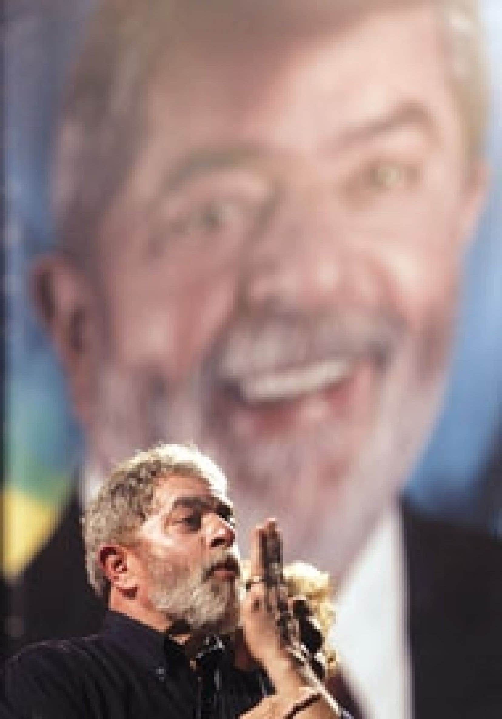 Luiz Inácio Lula da Silva a tenu sa dernière rencontre électorale jeudi à São Bernardo do Campo.