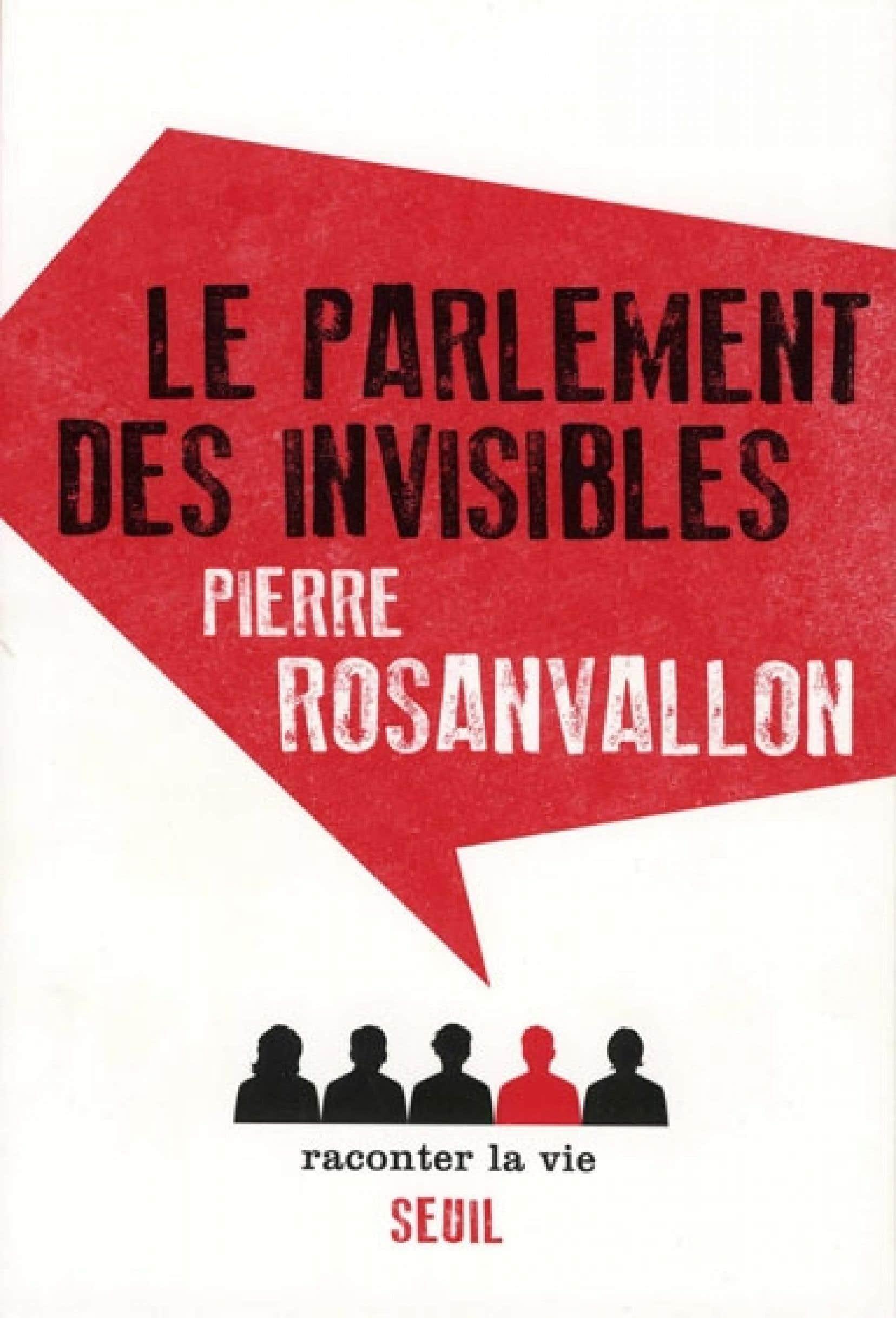 Afbeeldingsresultaat voor rosanvallon parlement des invisibles
