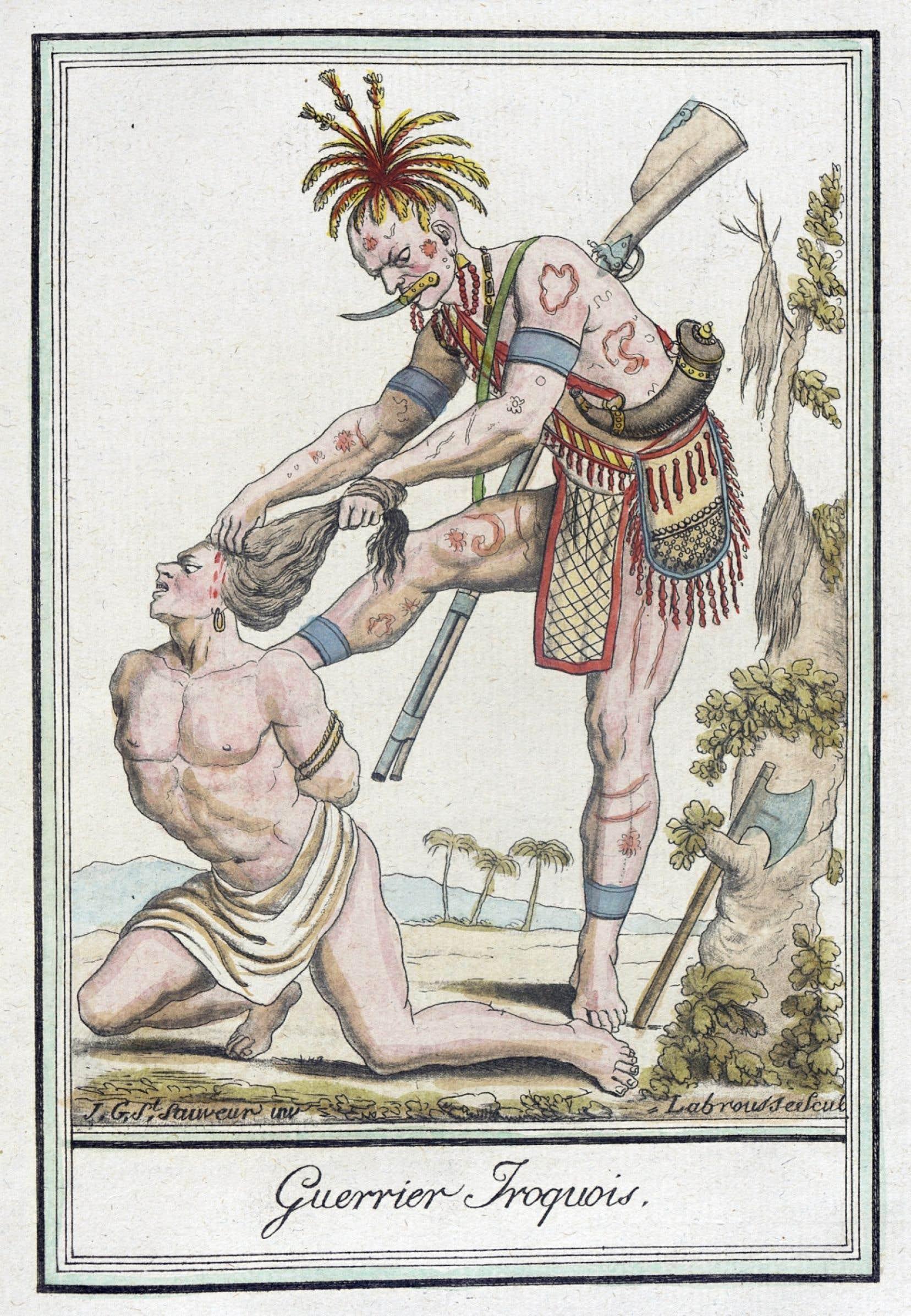 Il y a 325 ans, le massacre de Lachine | Le Devoir