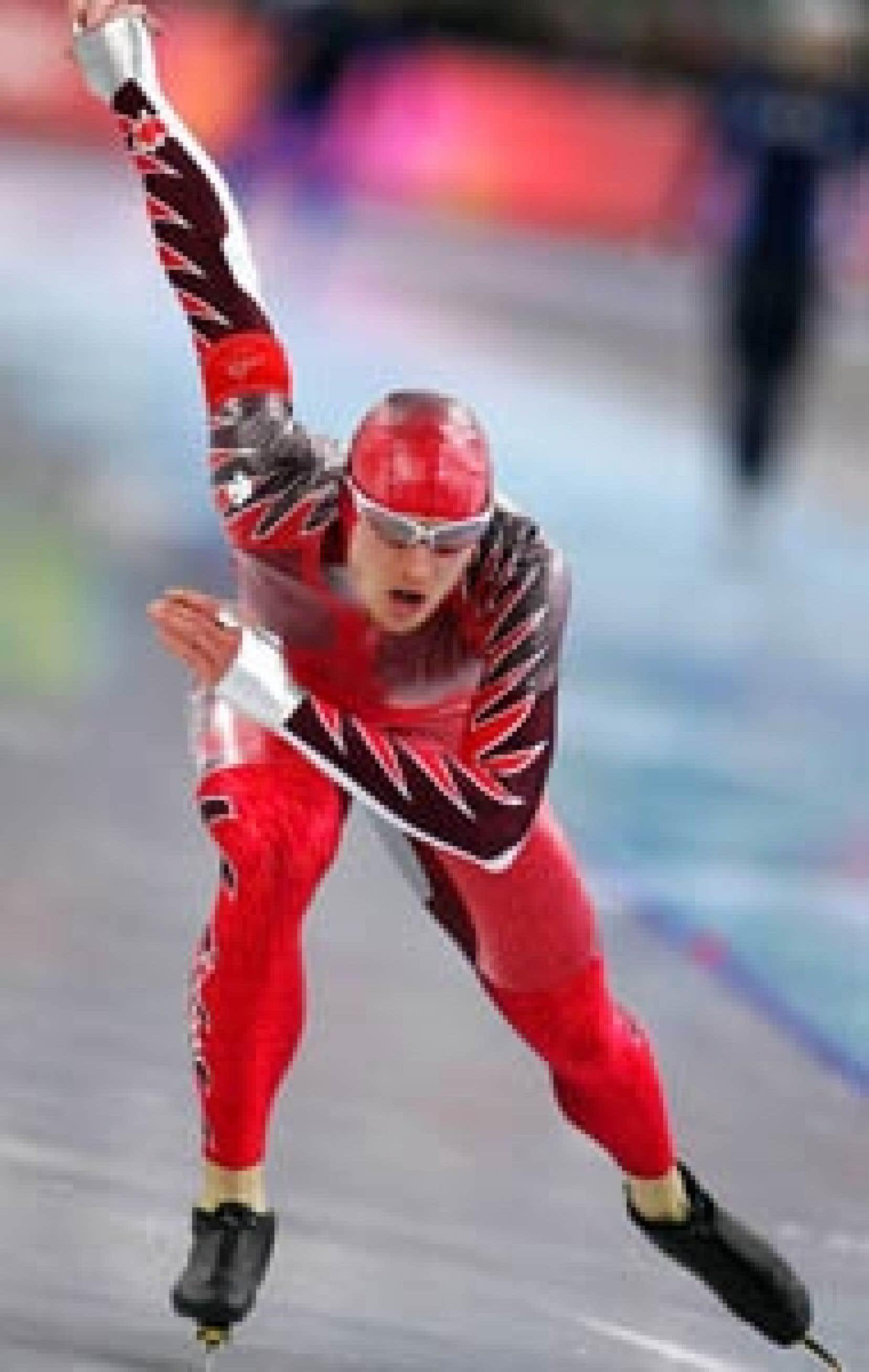Jeremy Wotherspoon, qui avait chuté à Salt Lake City où il était grand favori, a encore déçu hier au 500 mètres en terminant au neuvième rang.