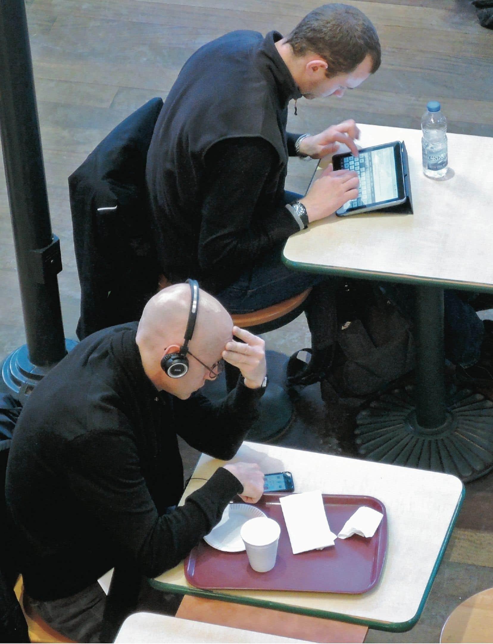 Les questions d'exercice de pouvoir à travers l'informatique se multiplient partout.