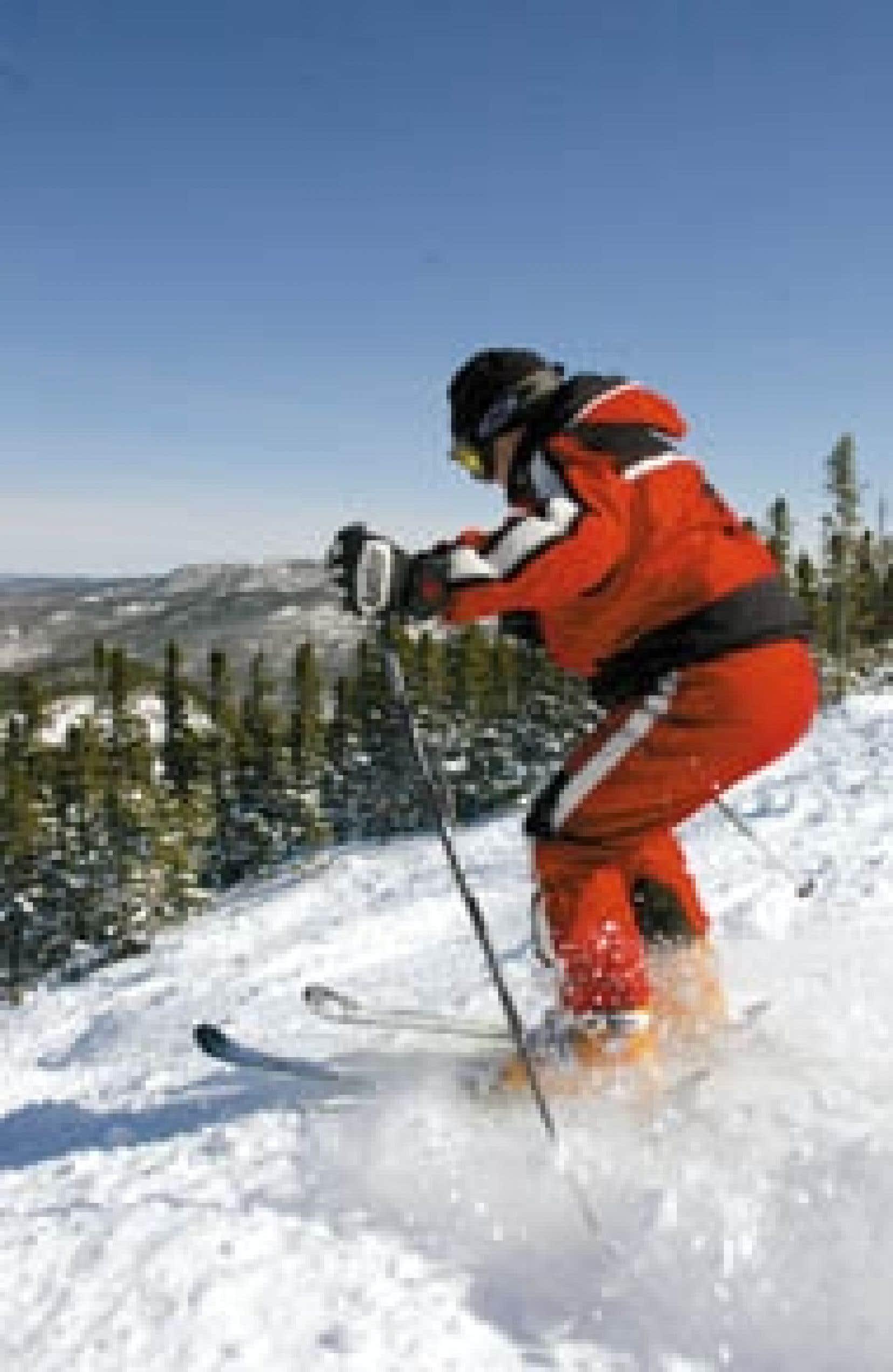 Photo Station de ski Mont Édouard