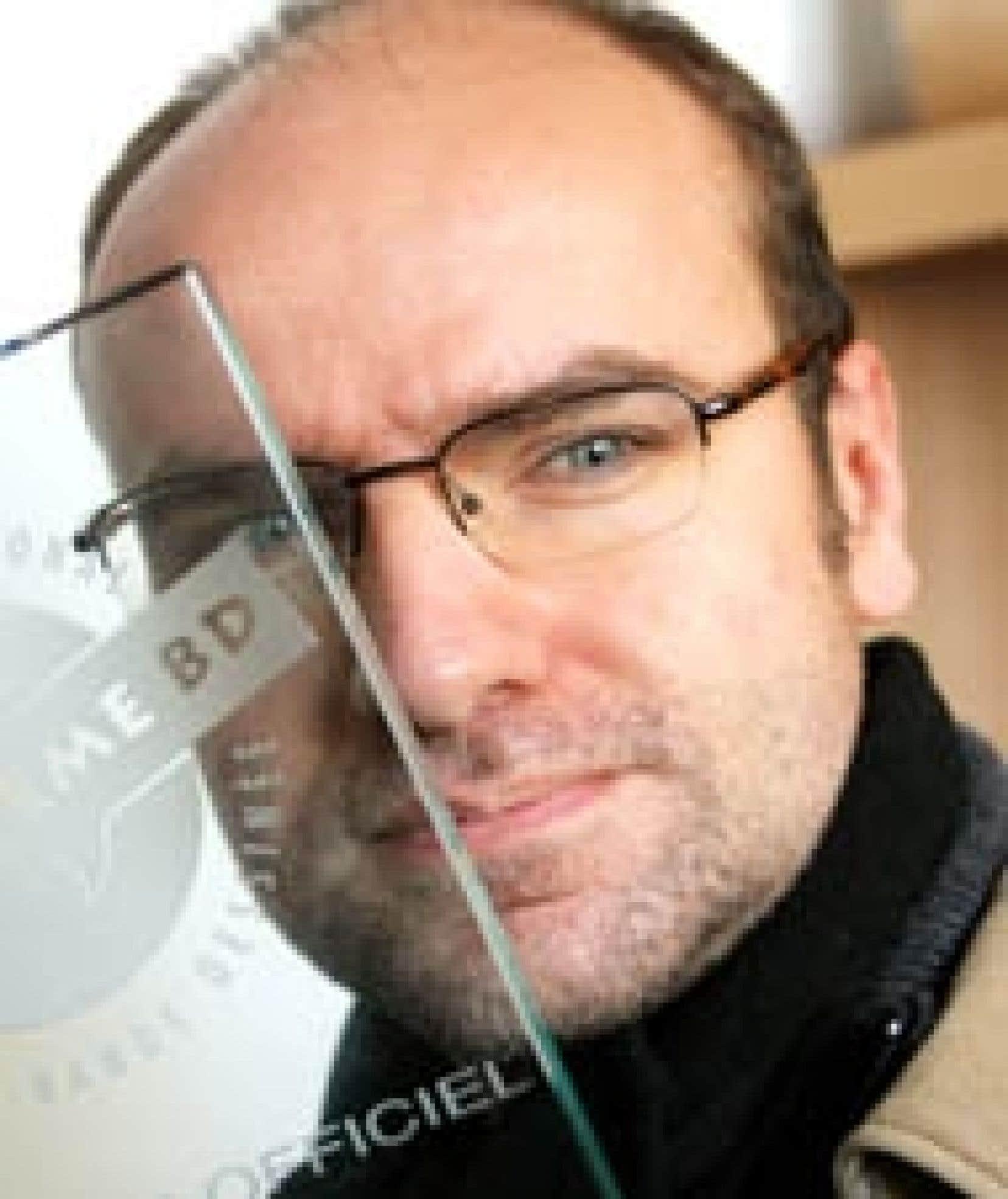 ALBERTO BOCOS GIL Le Français Lewis Trondheim a rejoint le club très fermé des «Grands» de la bande dessinée après avoir reçu le Grand prix de la ville d'Angoulême pour l'ensemble de son oeuvre.