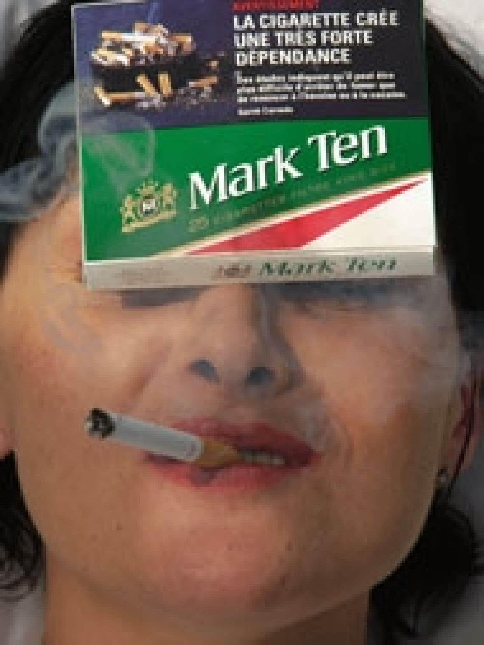 peut un non fumeur datant d'un fumeur