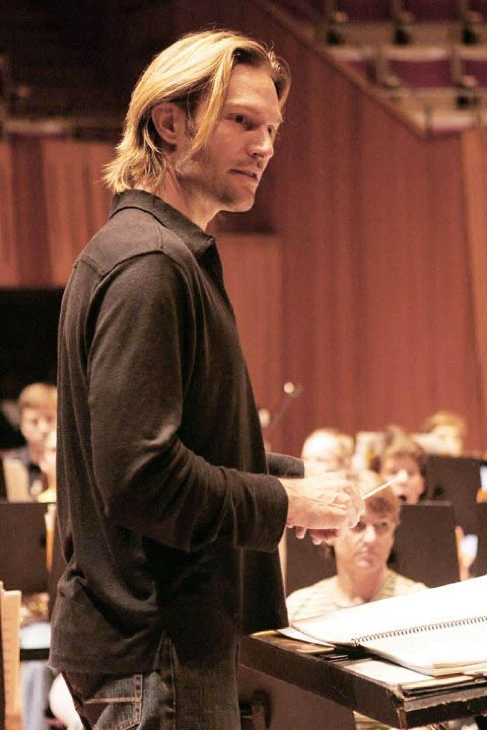 Pour le compositeur américain de musiques chorales Eric Whitacre, Spotify permet immédiatement de repérer les cinq compositions les plus écoutées, et donc les plus populaires.