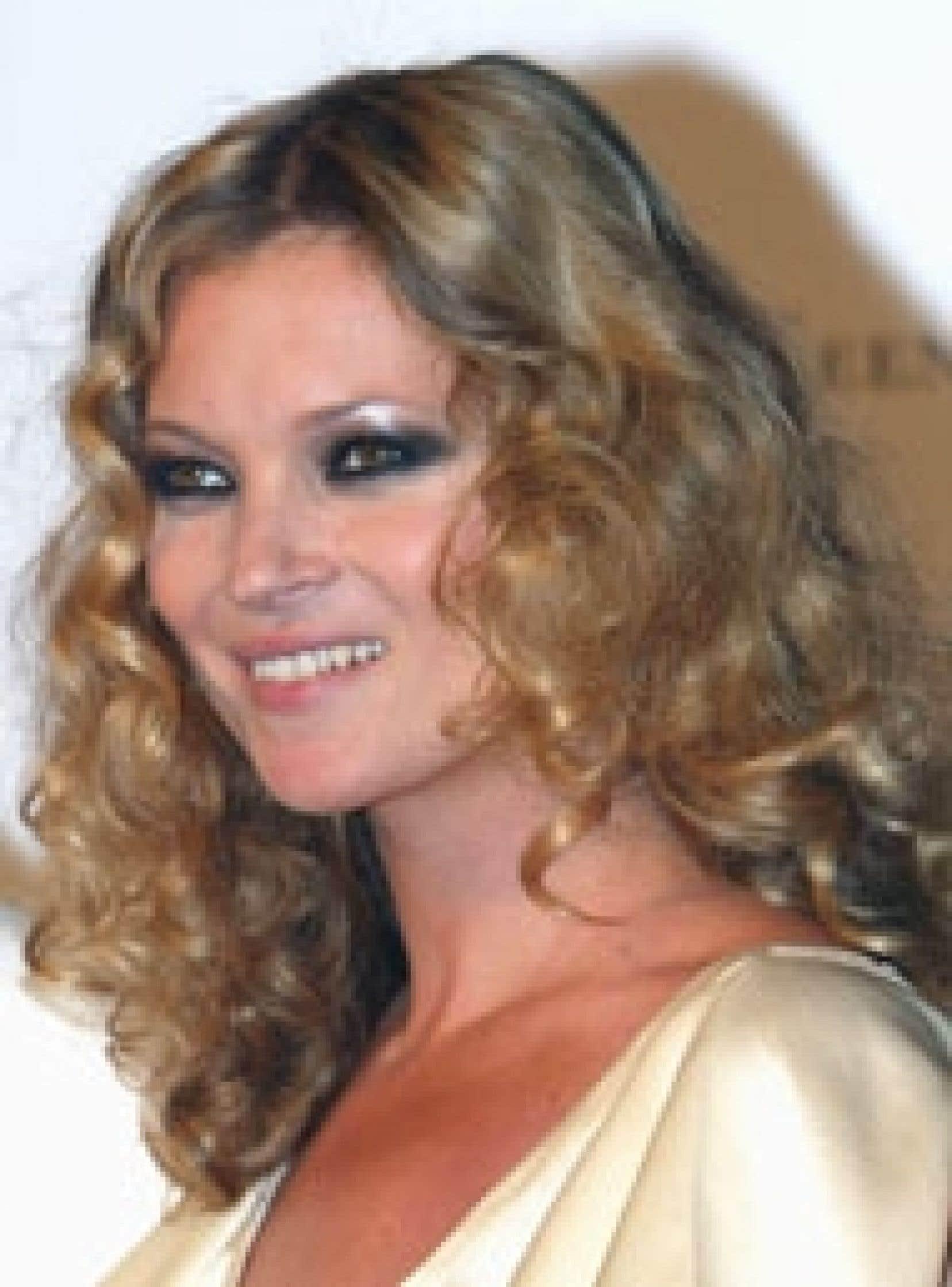 La mannequin britannique Kate Moss se trouverait actuellement aux États-Unis.
