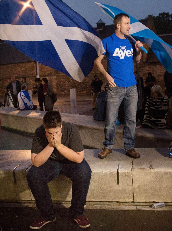 Le Non est sorti fort : 55,3 % des voix. Un coup de massue pour les indépendantistes.