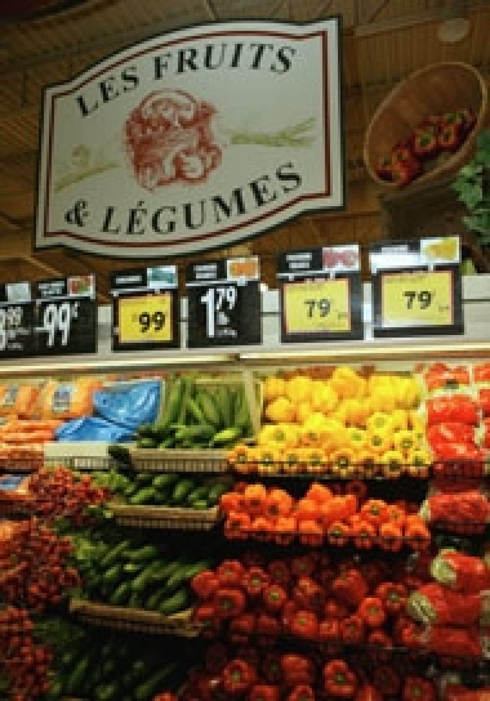 Les fibres, présentes dans les fruits et les légumes, se révèlent aussi efficaces en matière de prévention du cancer du côlon qu'un bon verre d'eau.
