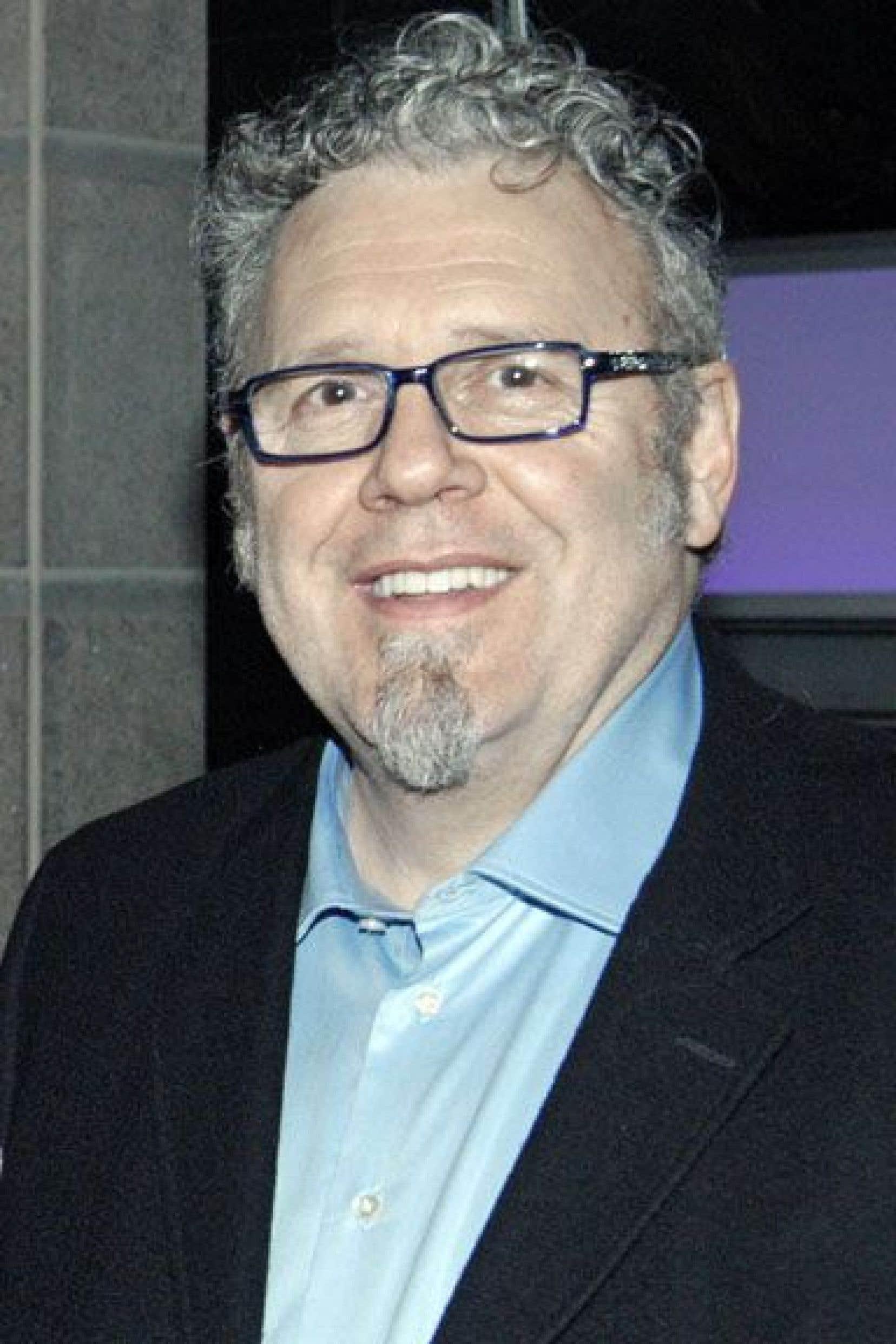 Le professeur de cinéma à l'Université de Montréal, André Gaudreault