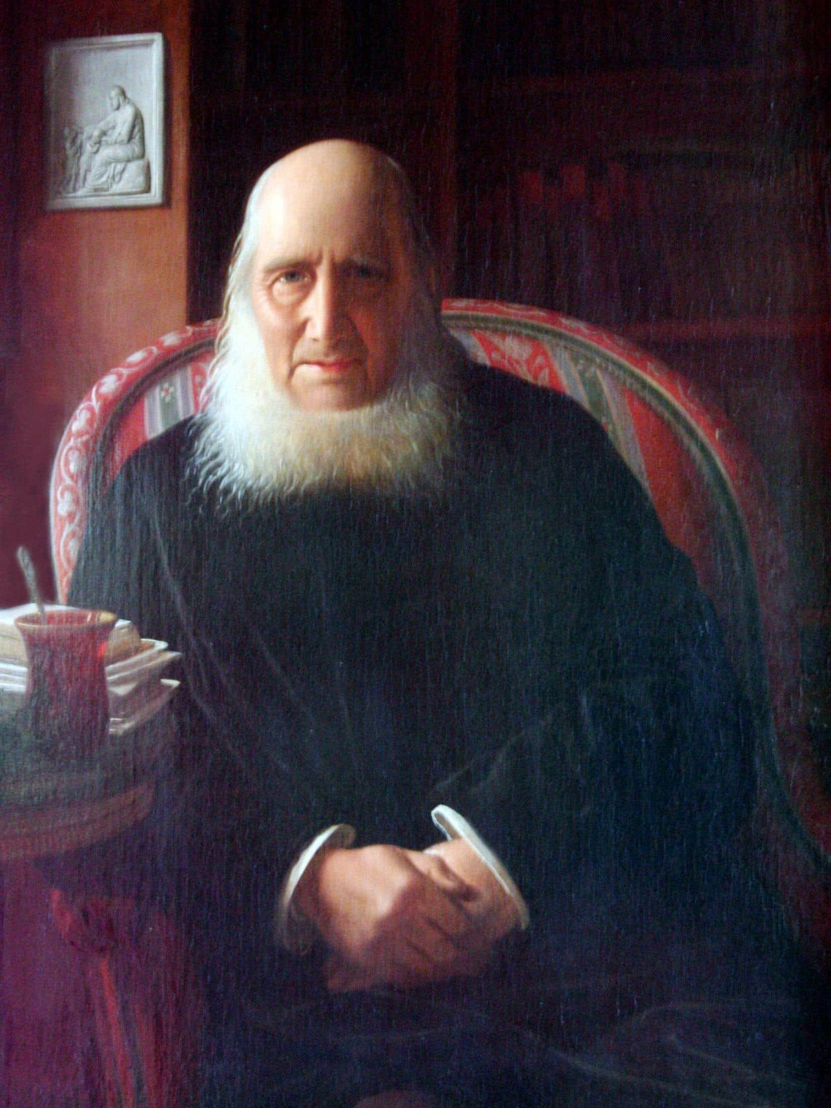 Nikolai F.S. Grundtvig est onsidéré comme le pilier de l'identité et de la social-démocratie danoise. Il a laissé sa trace à la fois en tant que poète, pasteur, politicien et philosophe de l'éducation.