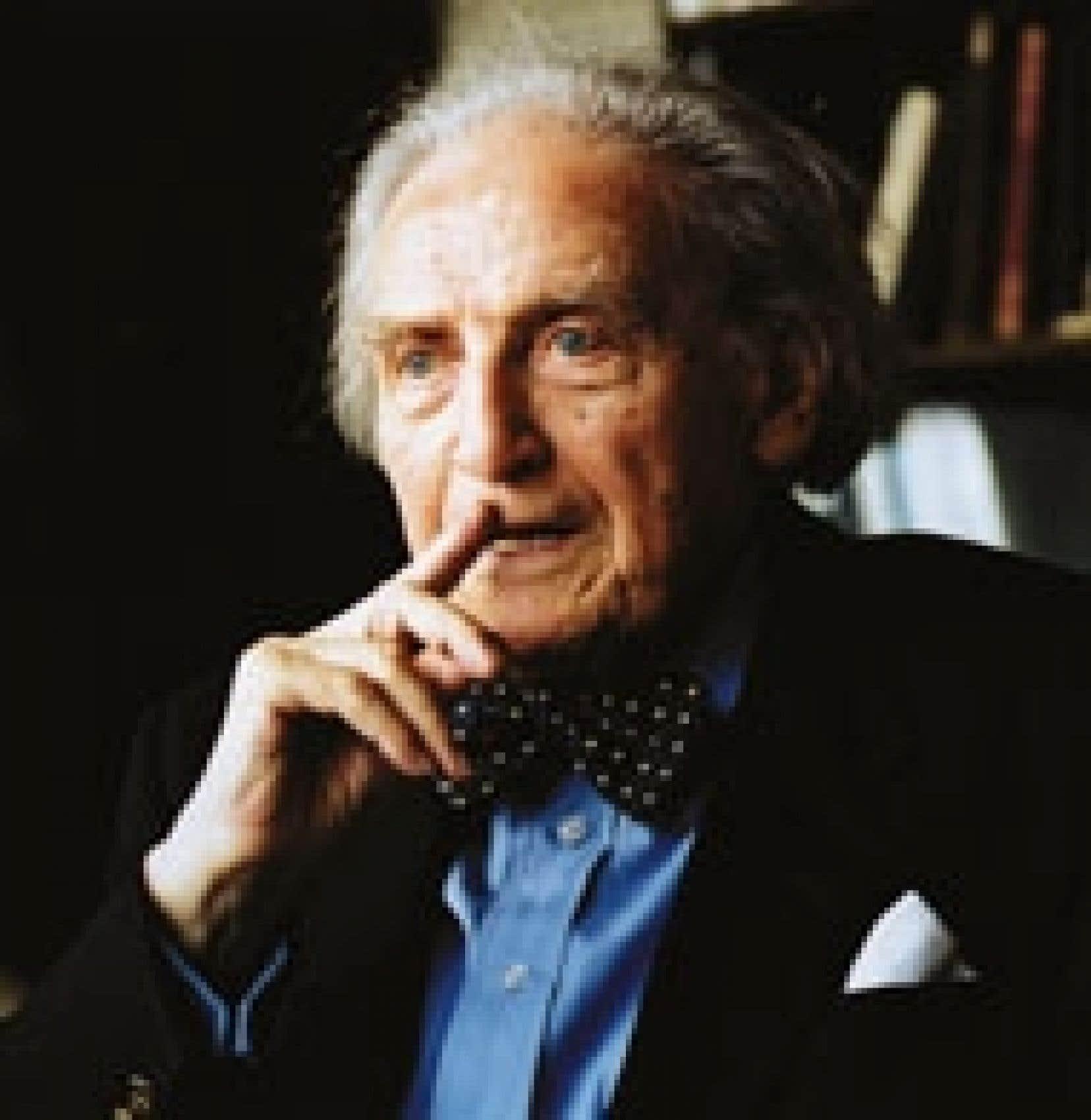 Raymond Klibansky dans le documentaire biographique intitulé De la philosophie à la vie, primé en 2002 au Festival international du film sur l'art. La volonté de suivre à la trace des notions et des concepts sur des milliers d'années, dans plus