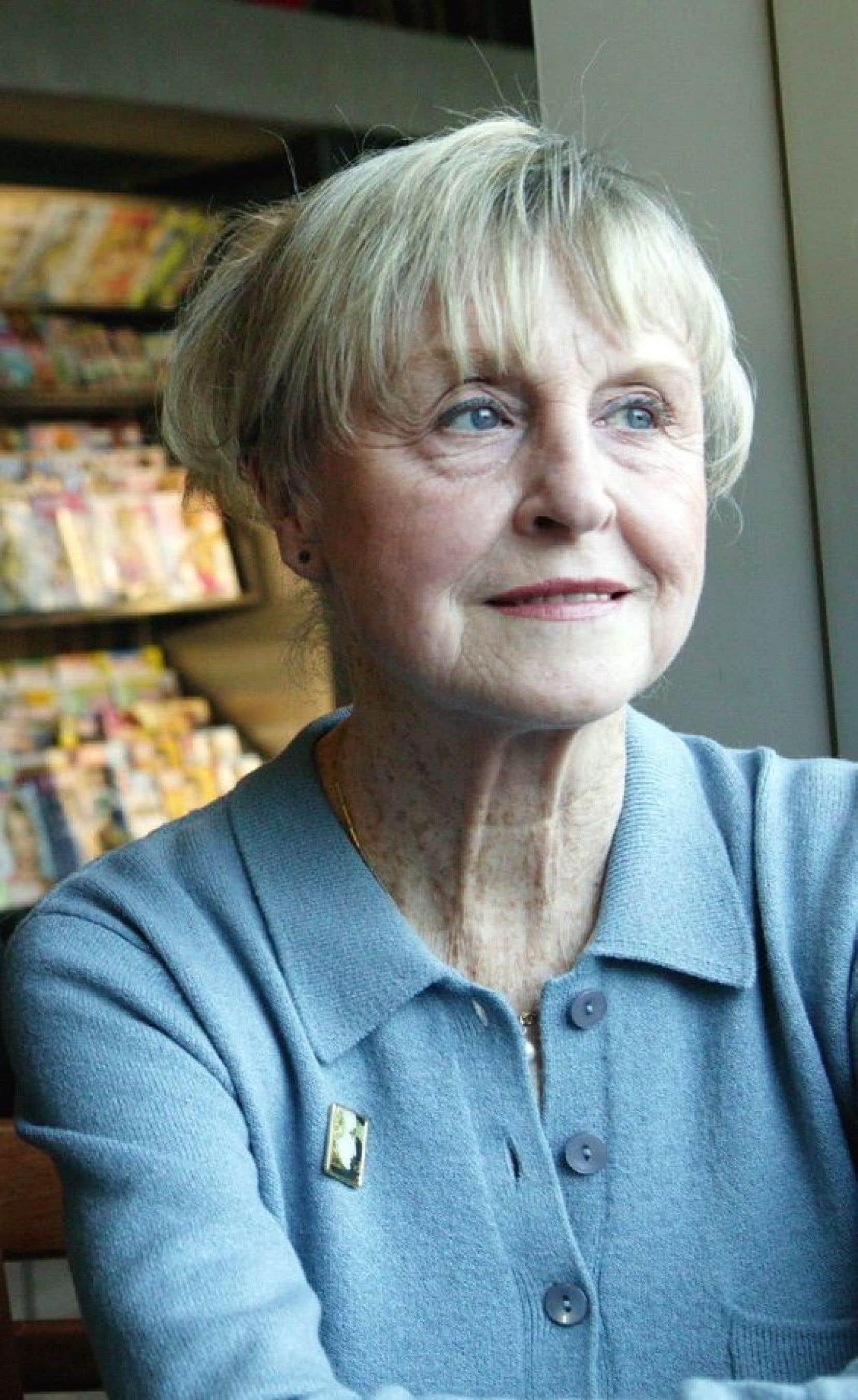 Françoise Graton, une grande passionnée de théâtre