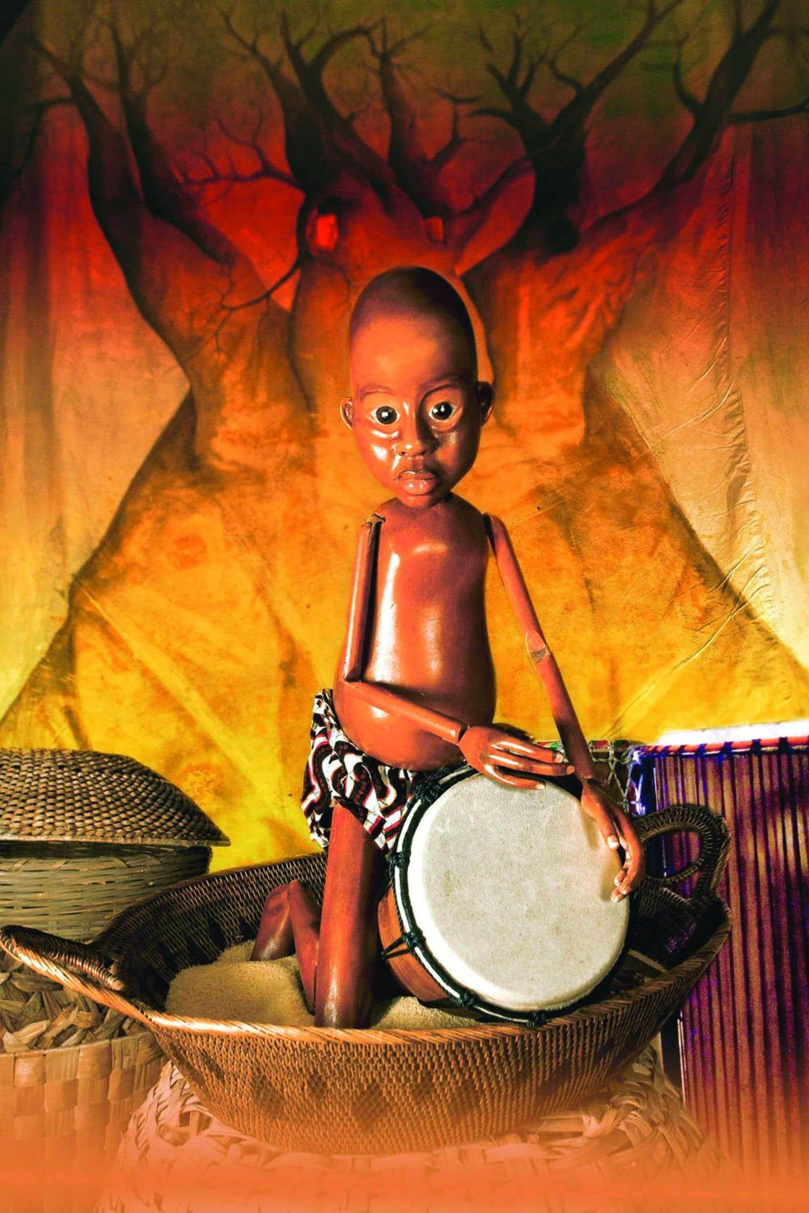 La pièce Baobab aura lieu du 29 novembre au 4 janvier 2015, à la salle Chez elle de la Maison-Théâtre.