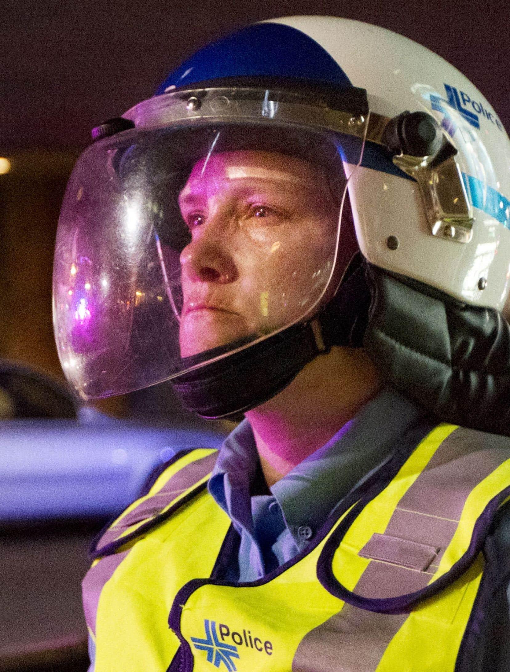 Le DPCP a changé de stratégie pour accélérer les procédures à l'endroit de la policière Stéfanie Trudeau.