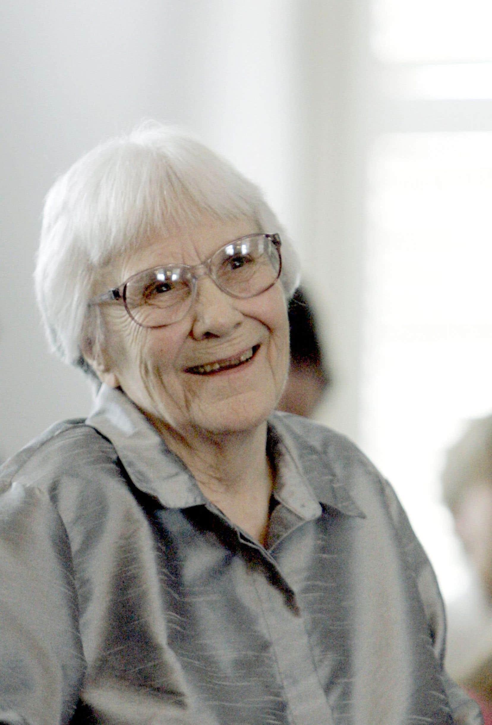 Harper Lee, le 20 août 2007