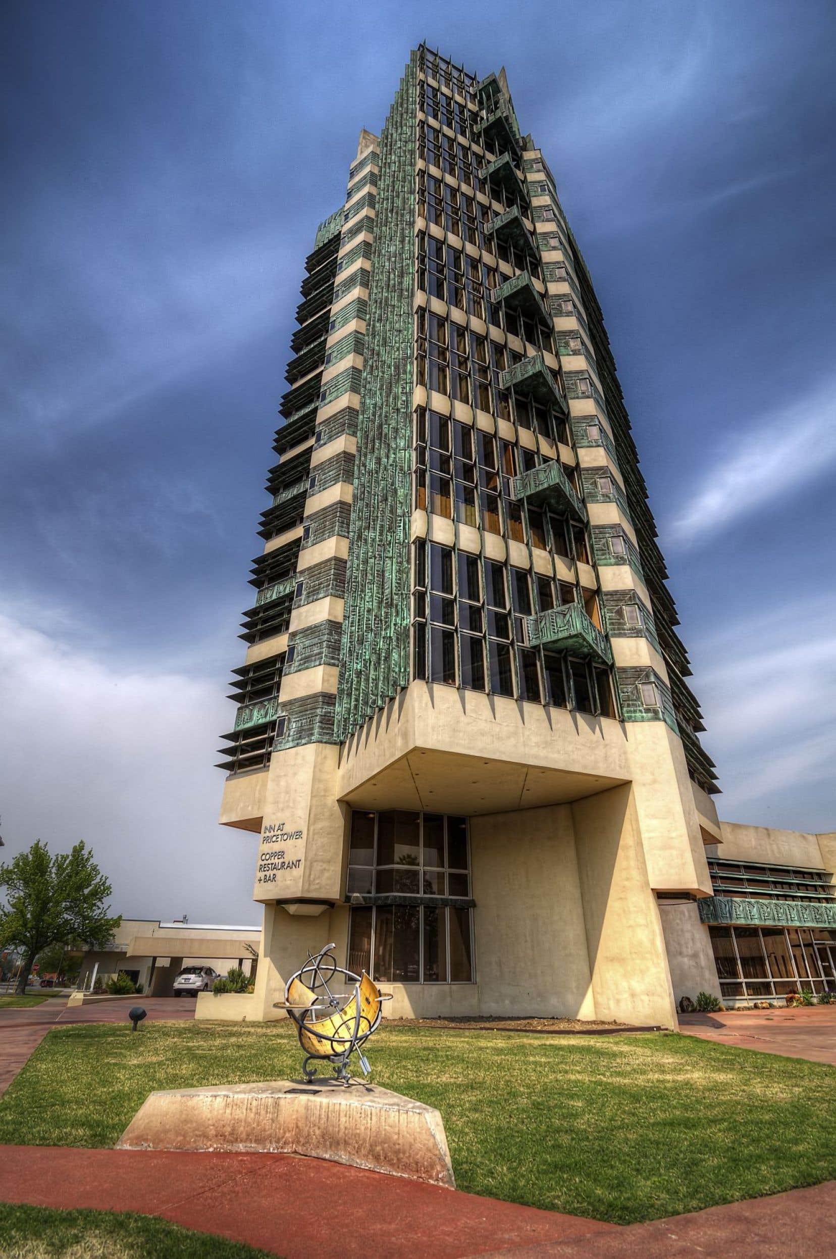 Price Tower, Bartlesville, Oklahoma