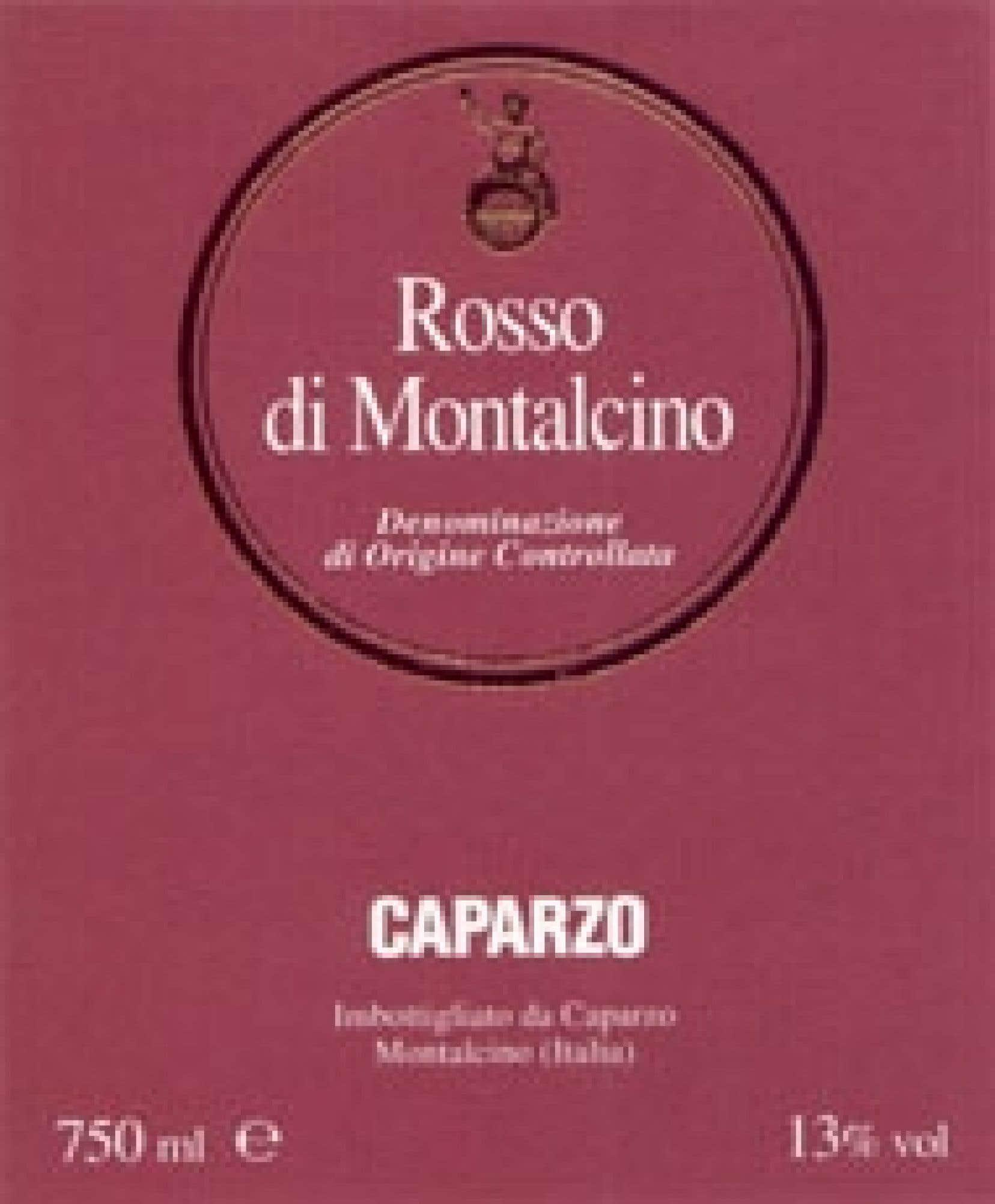 Notre primeur en rouge, le Rosso di Montalcino.
