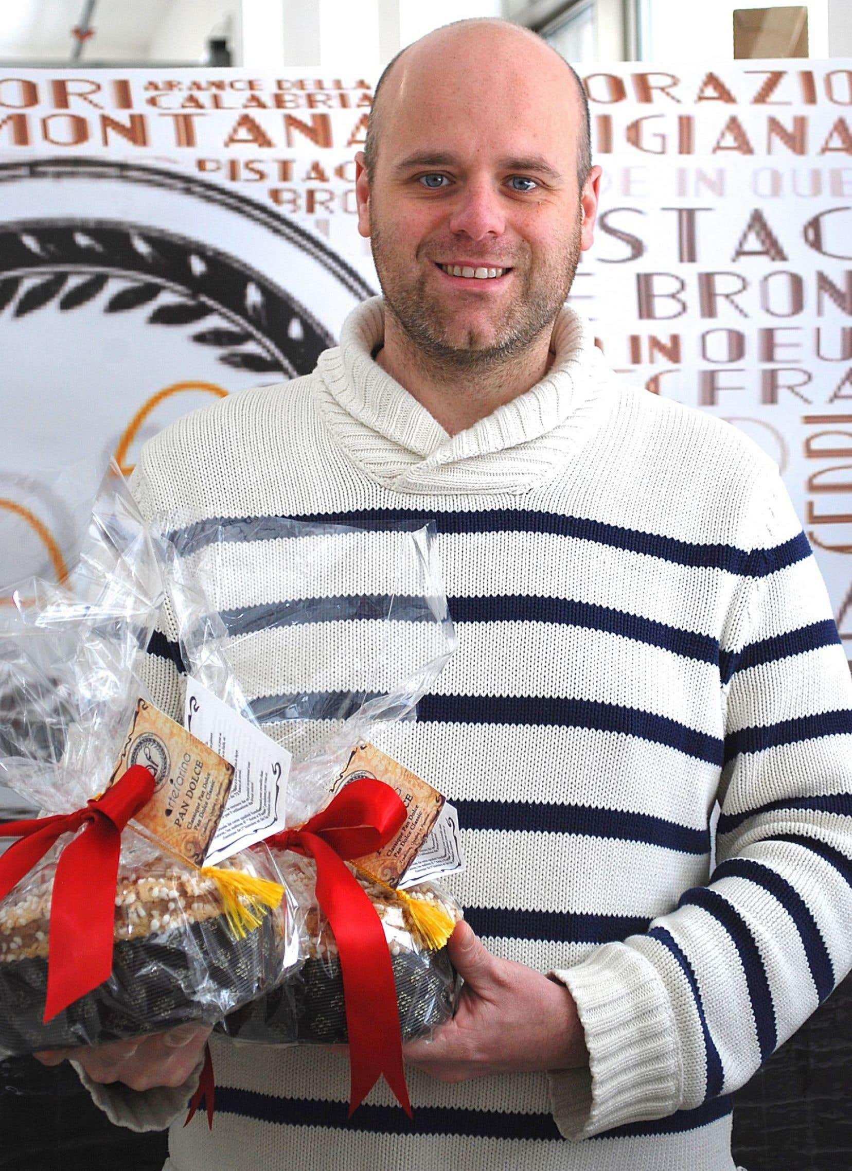 Sandro Carpene, humble et discret, a acquis son expérience auprès des plus grands professionnels italiens de la boulangerie et de la pâtisserie.