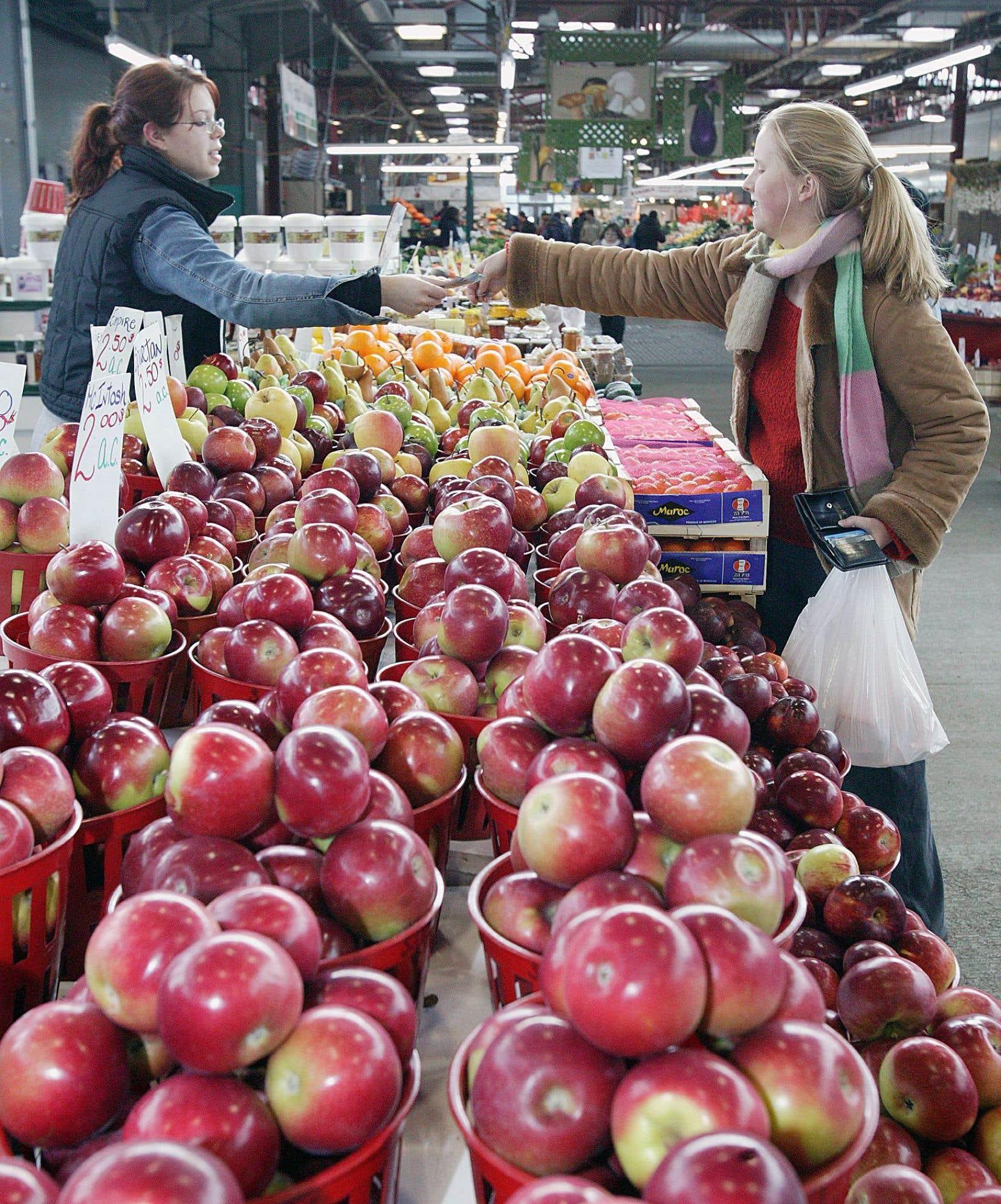 Les producteurs craignent que les gens cessent de consommer des pommes, par association.