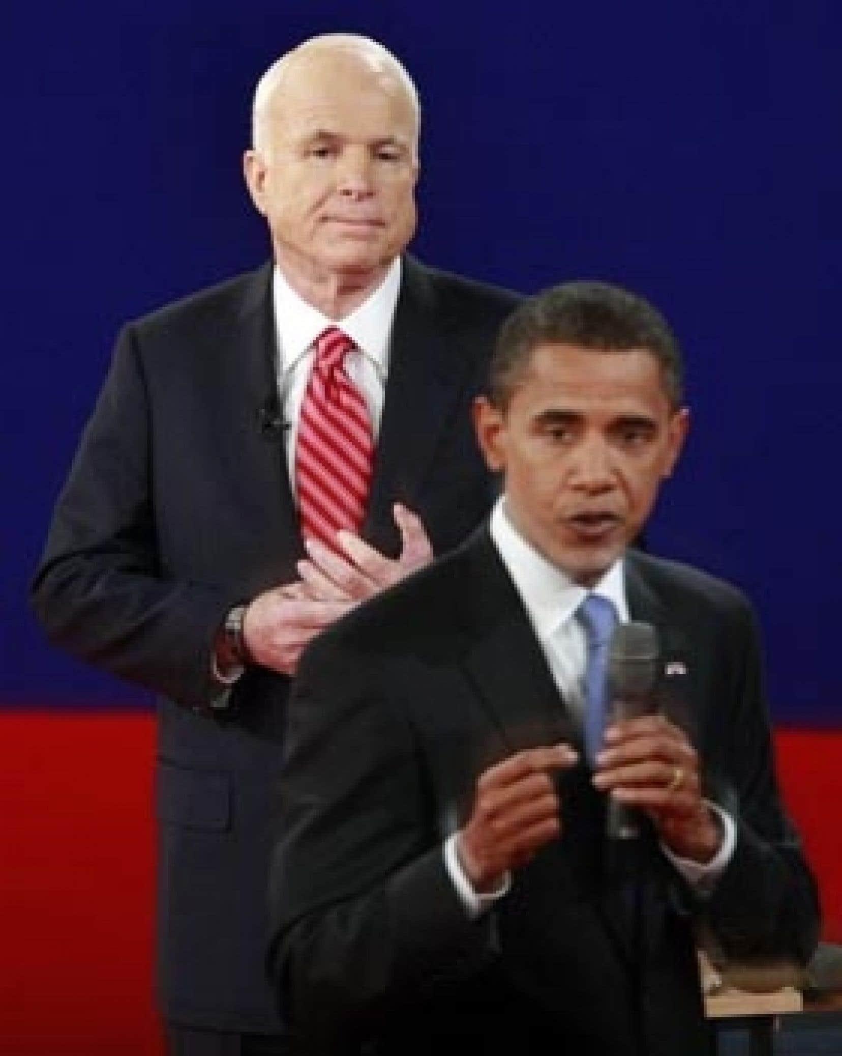 Le gouvernement canadien ne veut rien révéler des analyses qu'il faisait des débats entre les candidats à la présidence américaine, Barack Obama et John McCain.