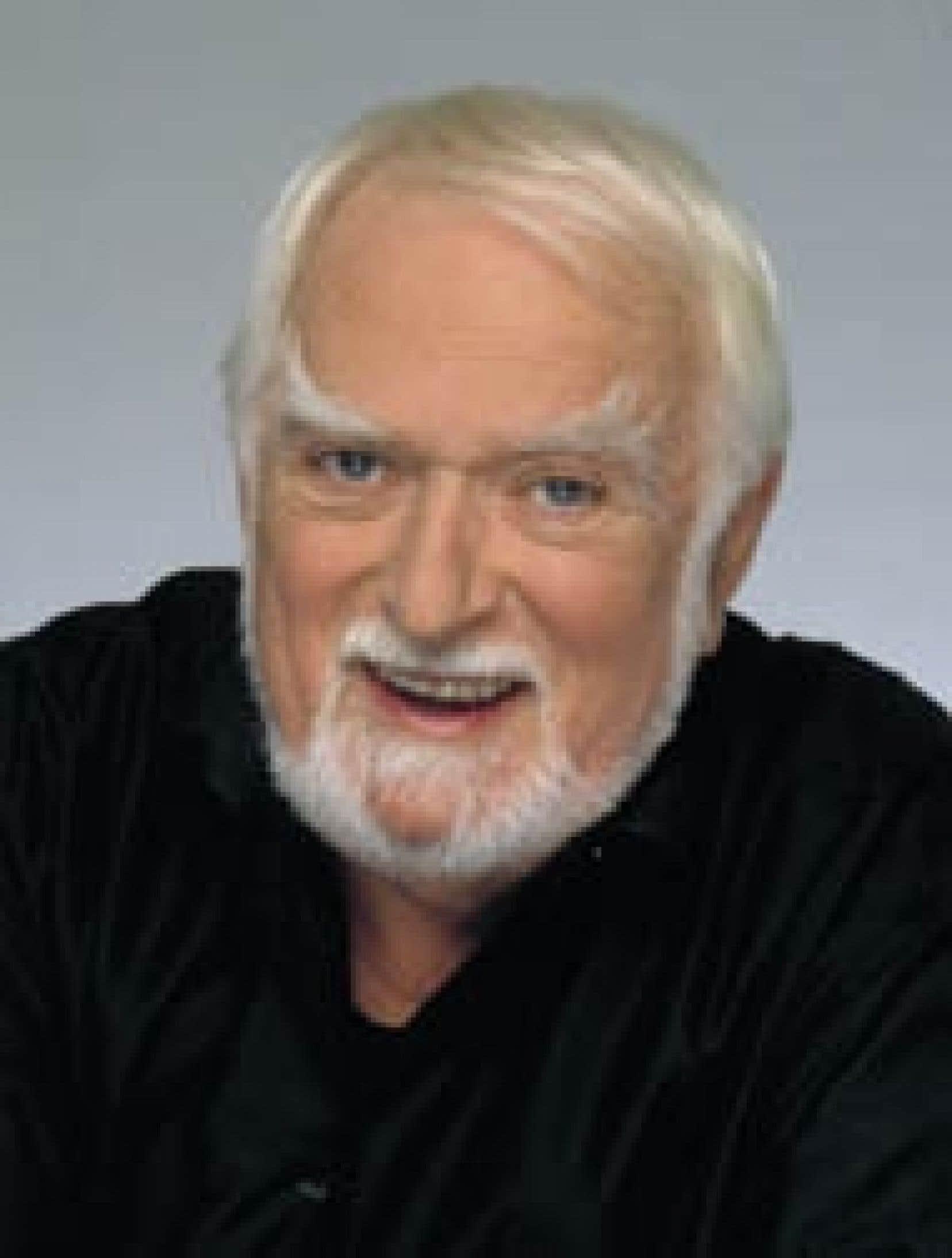 Jacques Languirand est le porte-parole du Jour de la Terre. Source: Radio-Canada