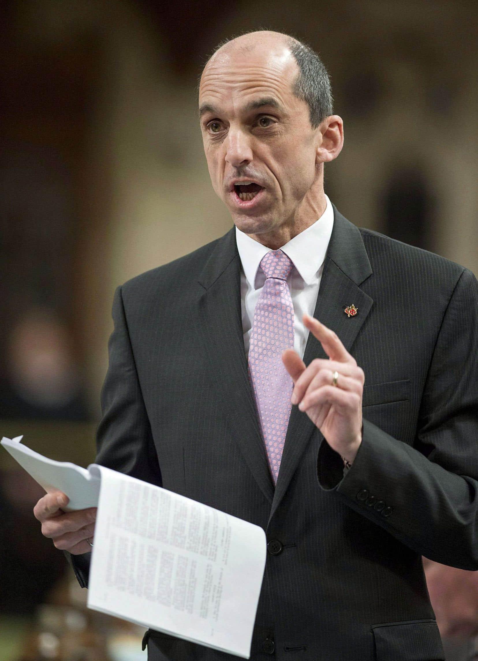 Le ministre fédéral de la Sécurité publique, Steven Blaney, a refusé de commenter les informations qui ont circulé au cours de la journée de jeudi.
