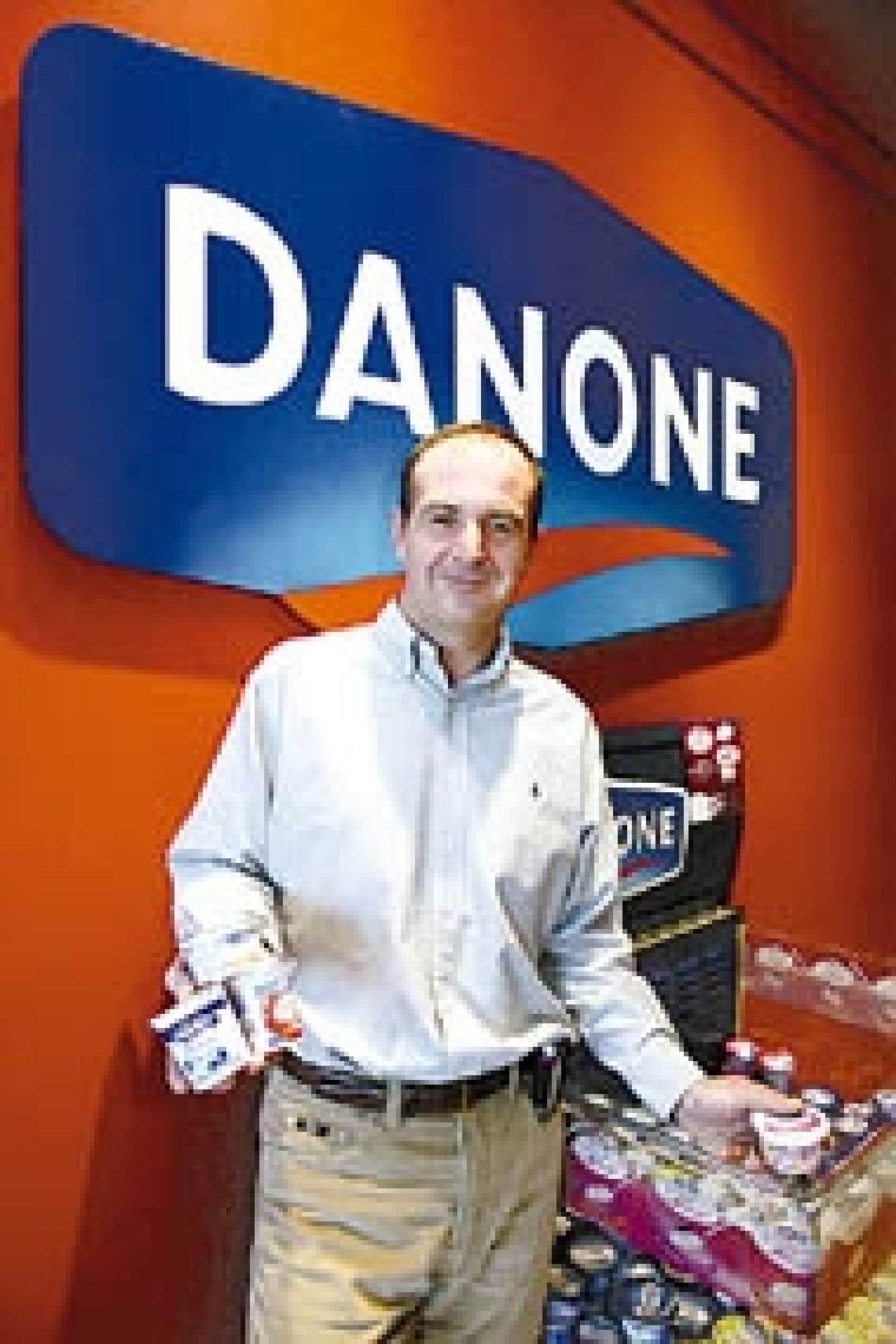 Stanislas de Gramont est président et chef de la direction de Danone inc., qui s'occupe exclusivement des produits laitiers frais, essentiellement des yogourts.