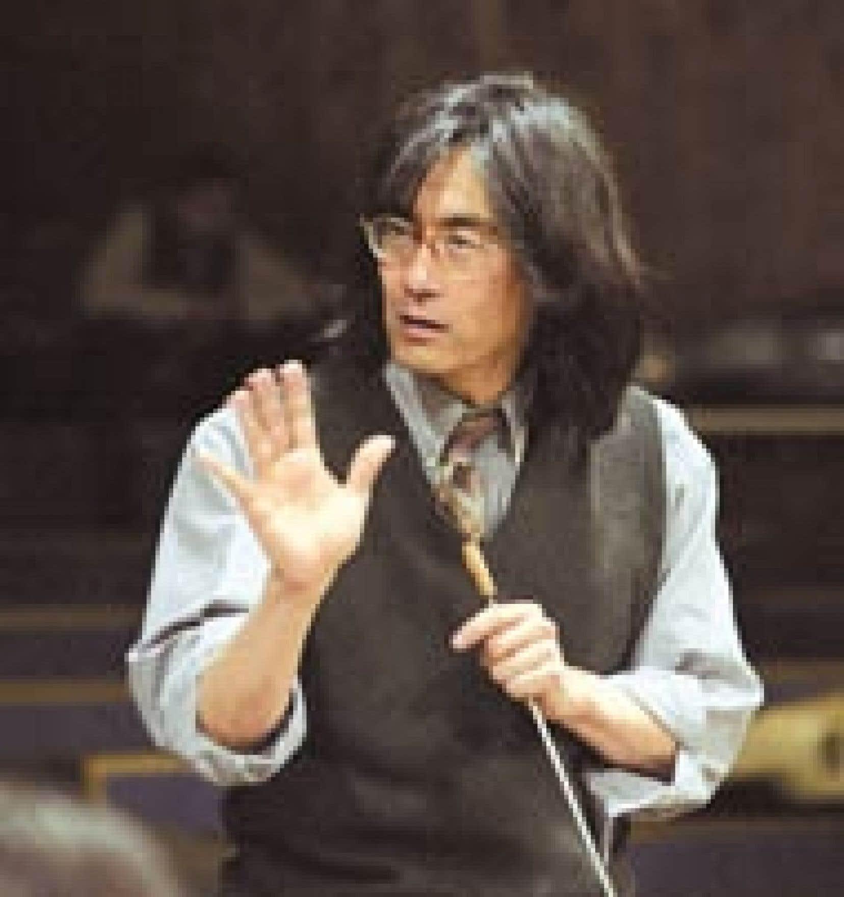 Photo Newscom - Kent Nagano ne renouvellera pas le contrat de trois ans qui le lie au DSO de Berlin.