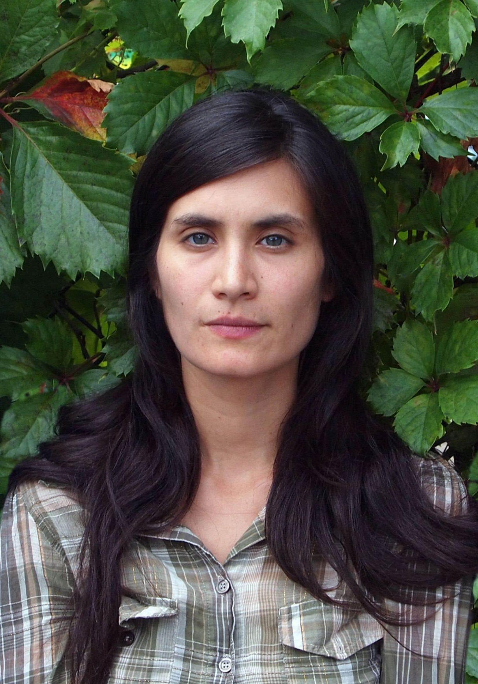 Karina Garcia Casanova, la réalisatrice de <em>Juanicas</em>.