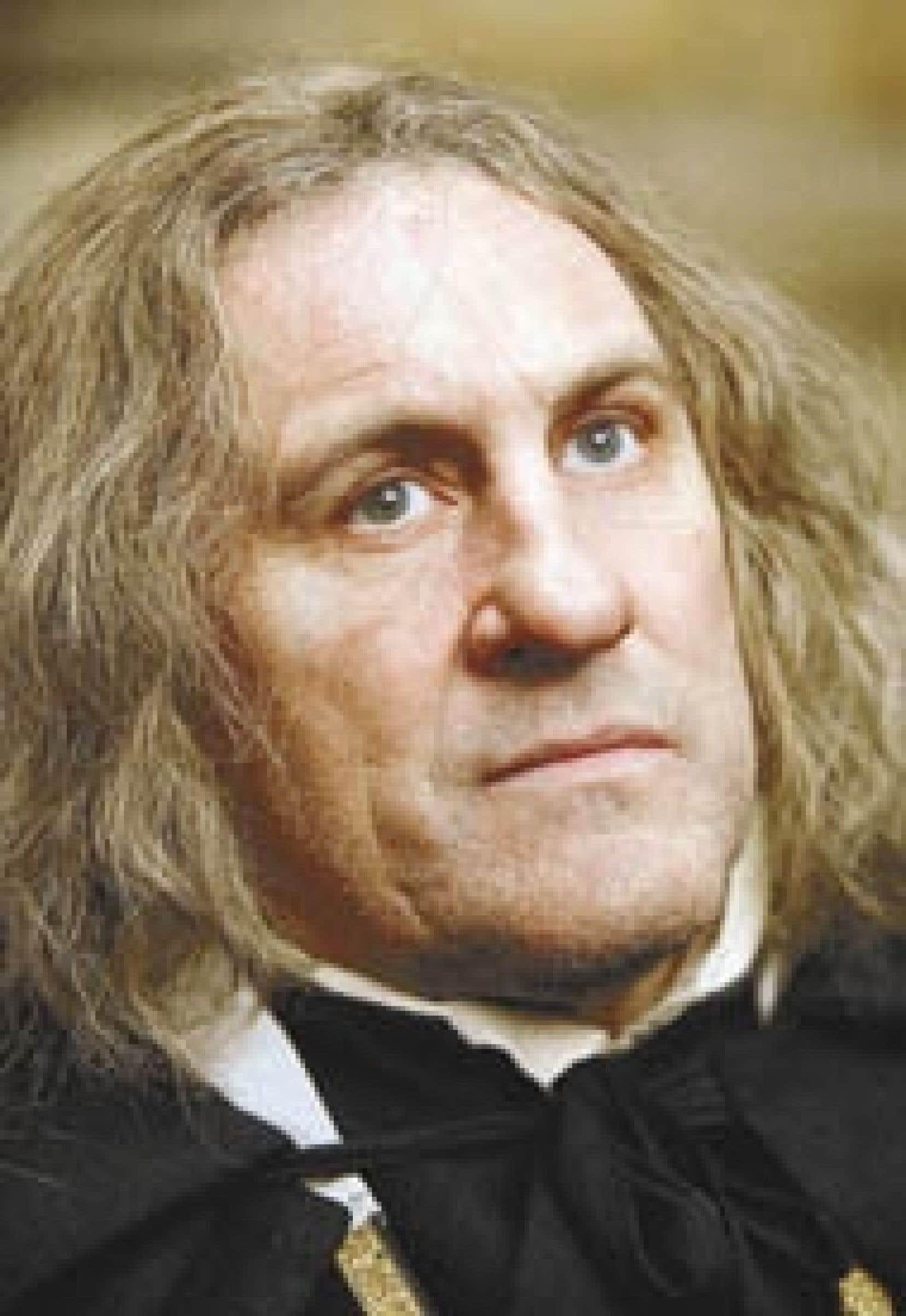 «Nouvelle-France m'a rappelé Le Retour de Martin Guerre où mon personnage était pendu en 1560, dit Gérard Depardieu. Elle m'a rappelé aussi Les Sorcières de Salem d'Arthur Miller. Là comme dans le film de Beaudin, des femmes étaient accus