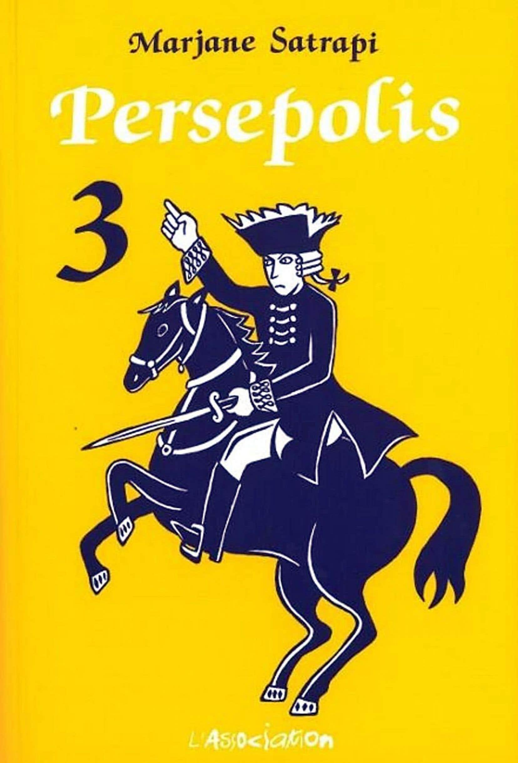 L'an dernier, le roman graphique de Marjane Satrapi, Persepolis, est arrivé au deuxième rang des 10 livres les plus contestés.